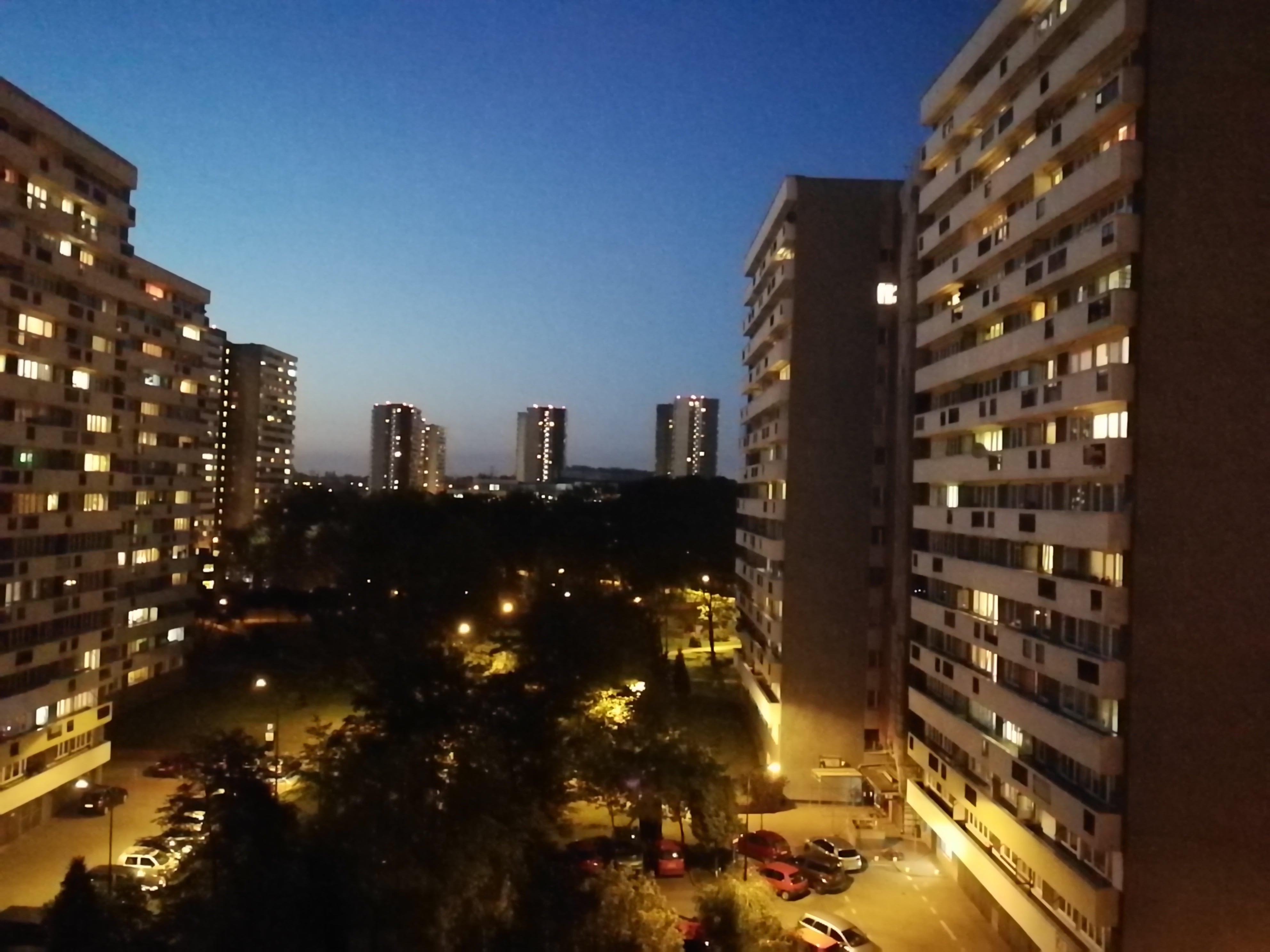 Zdjęcia nocne - Huawei P10