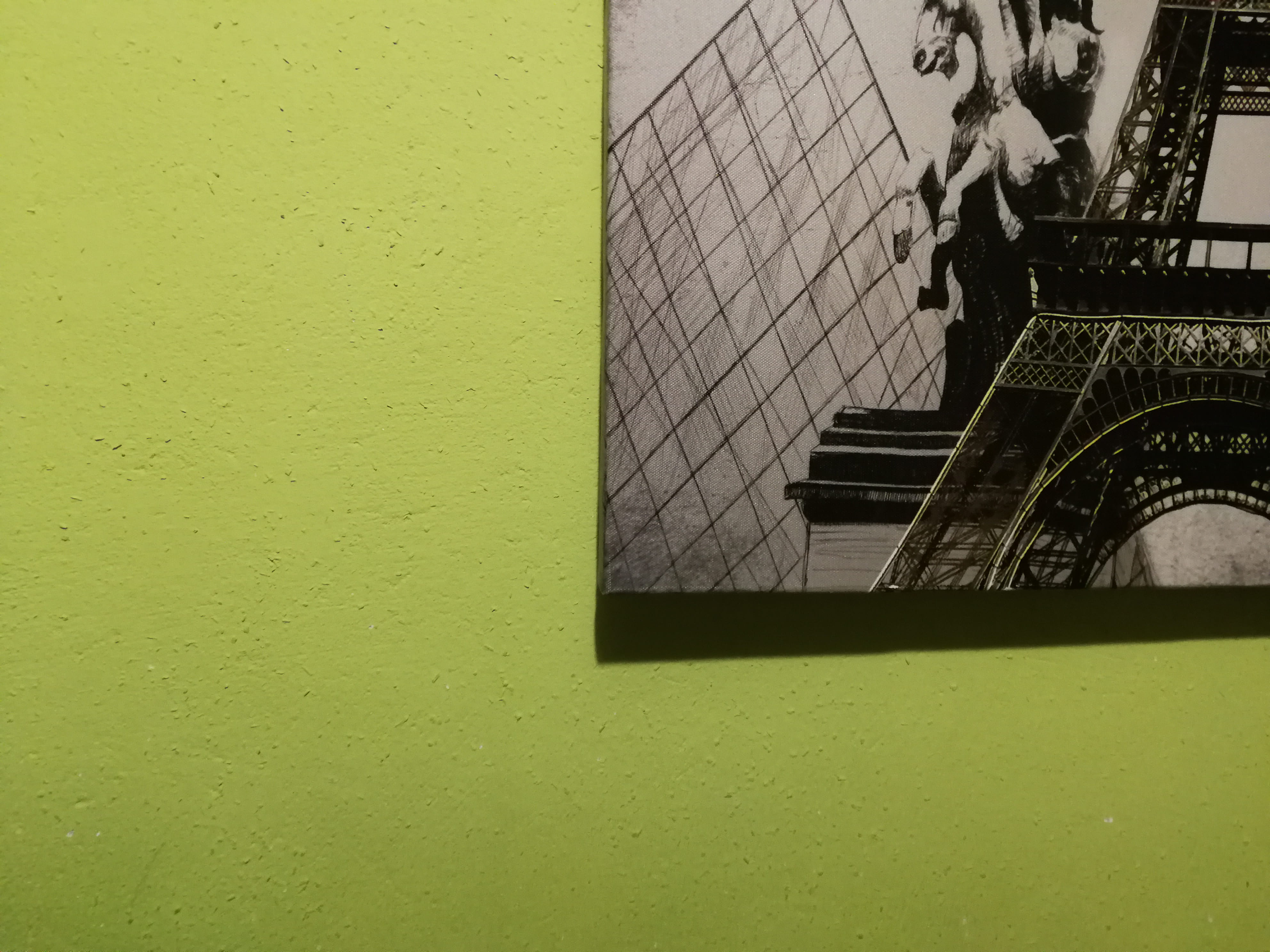 Zdjęcia w pomieszczeniu - Huawei P10
