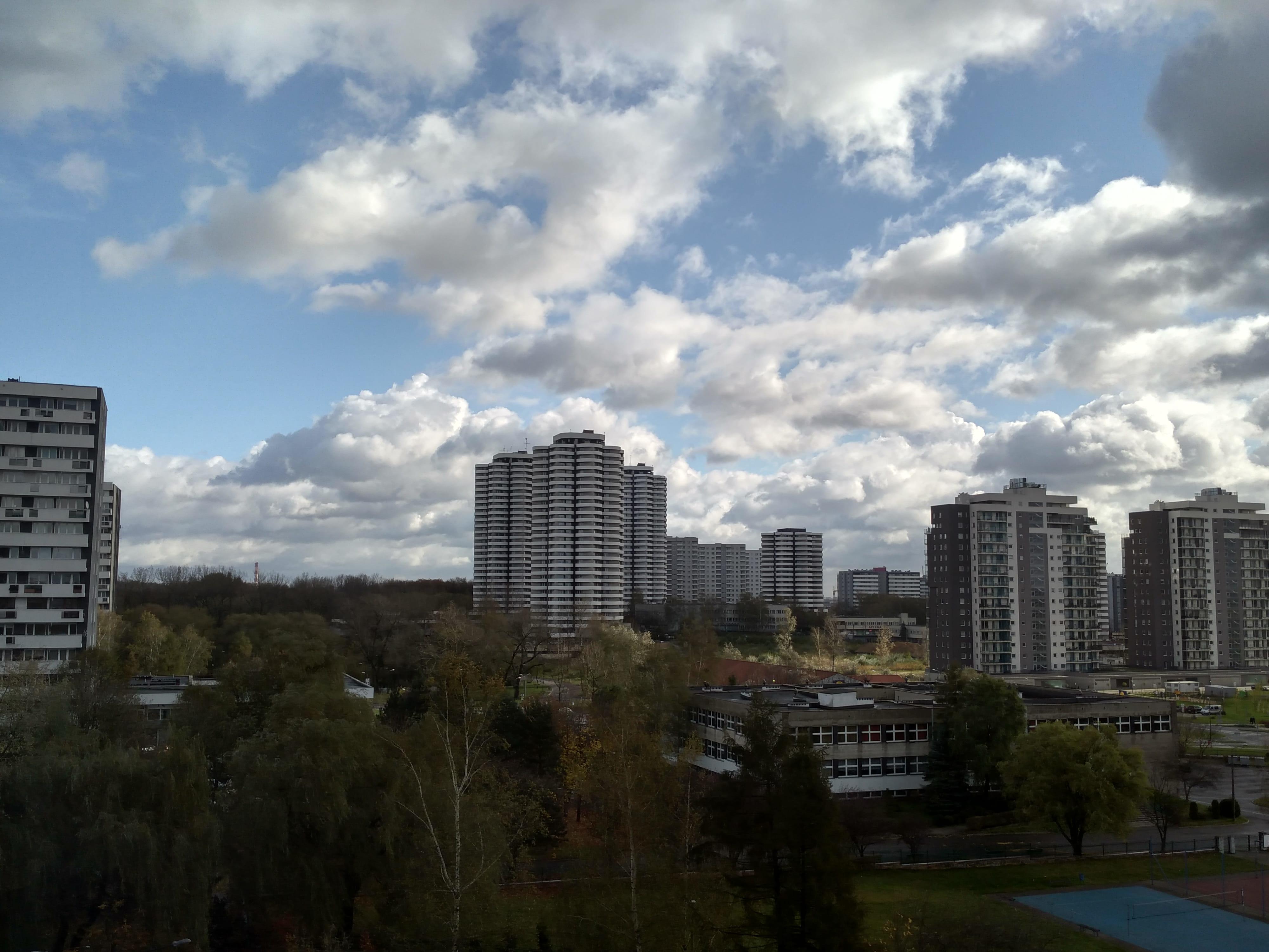 Słoneczna pogoda - Lenovo Phab 2 Pro