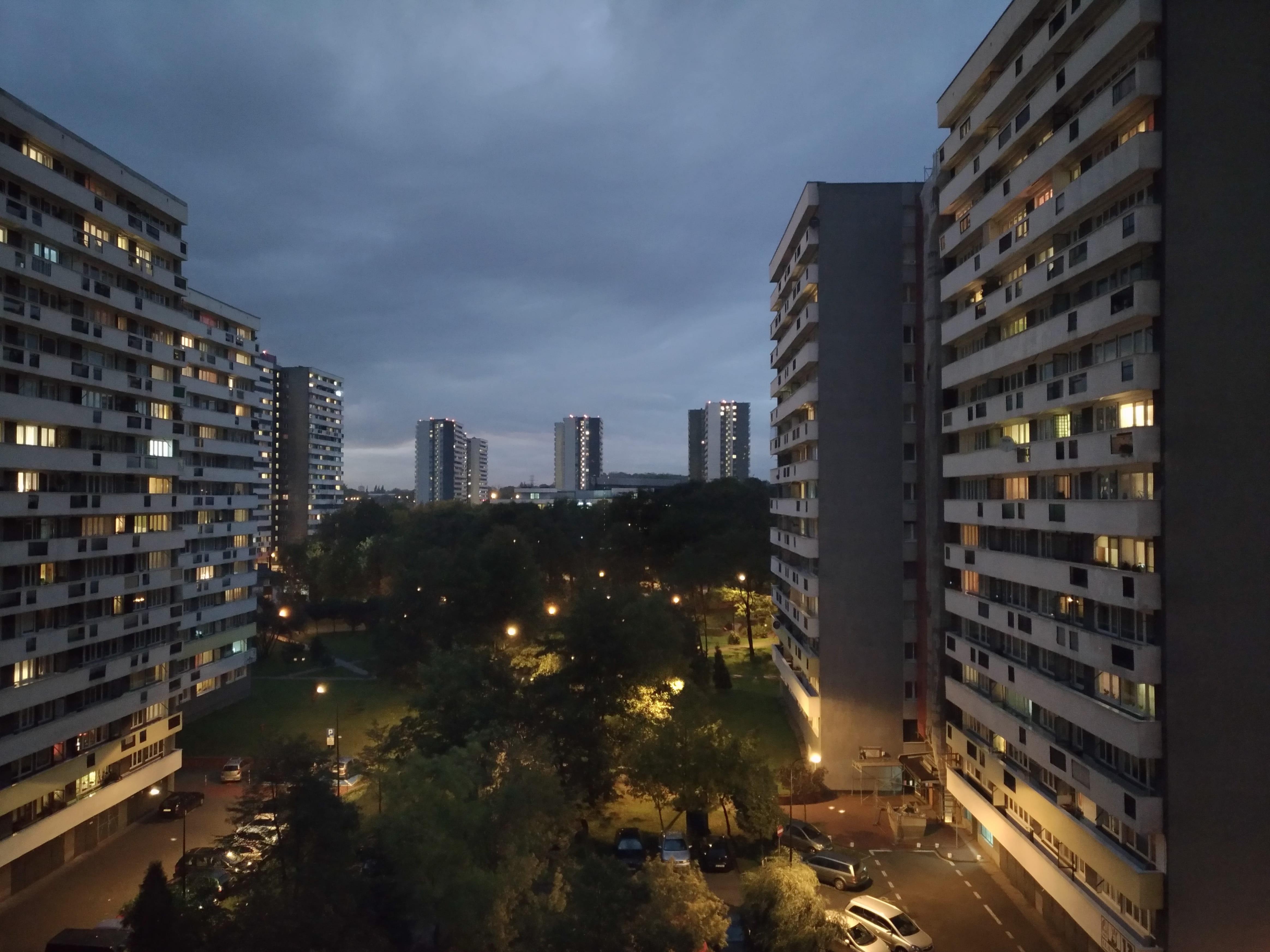Zdjęcia nocne - ZenFone 3