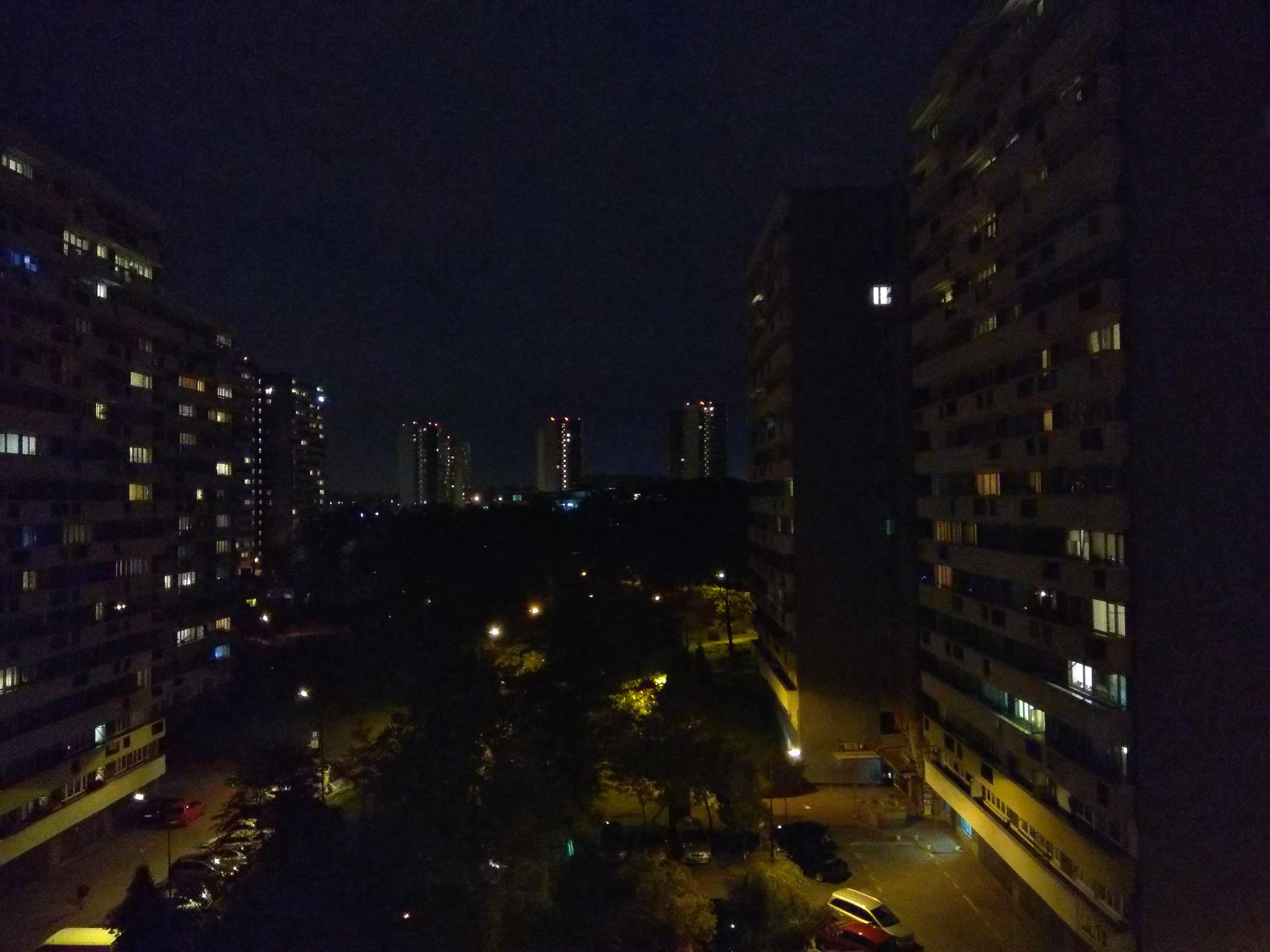 Zdjęcia nocne - Nokia 5