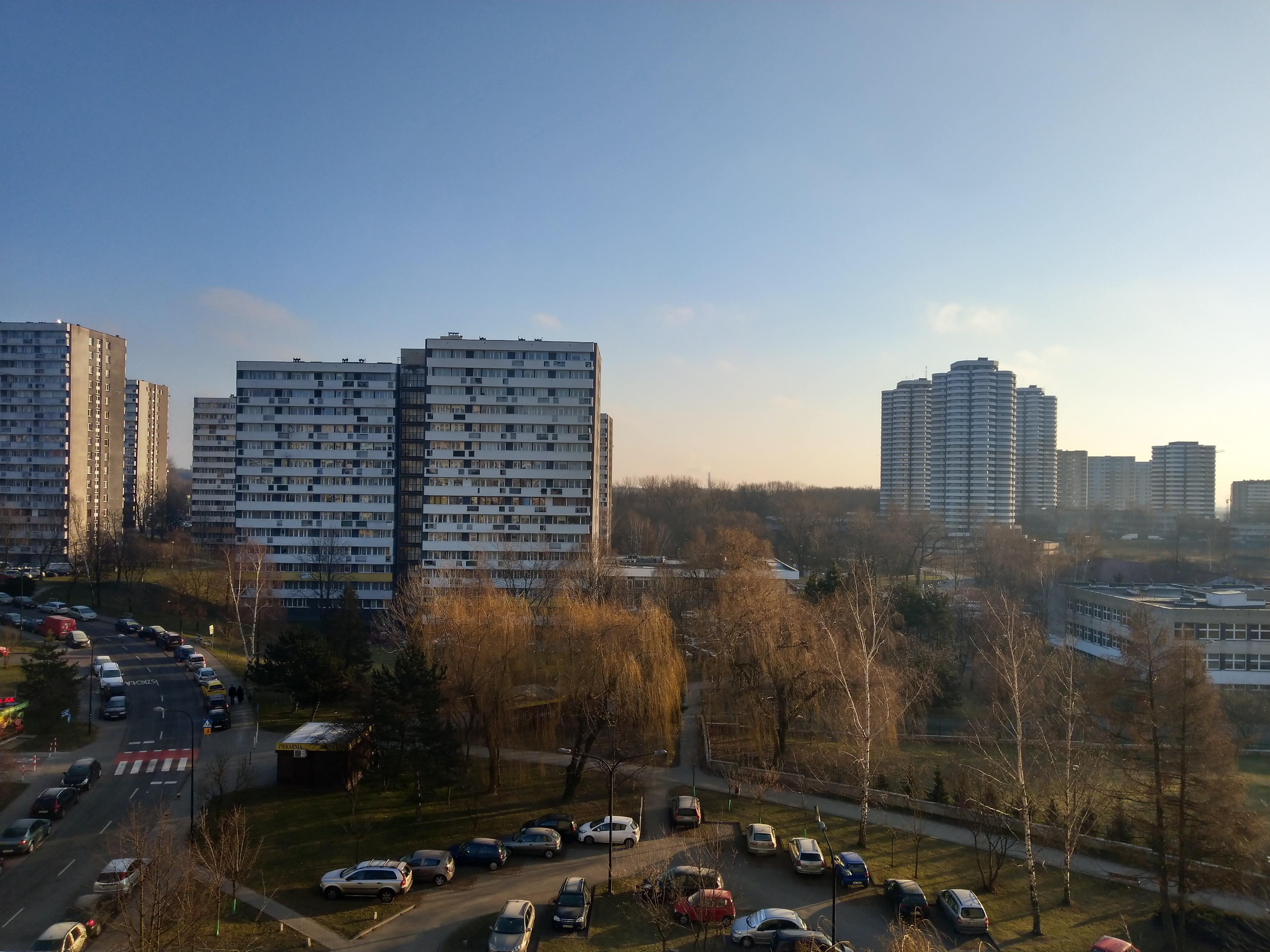 Słoneczna pogoda - HTC U11 Life