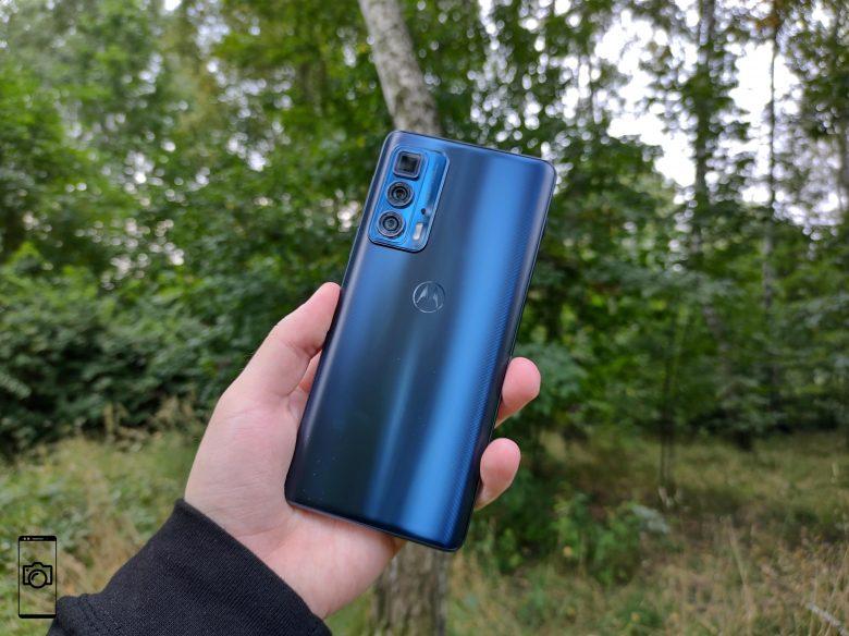 Pierwsze wrażenia - Motorola Edge 20 Pro
