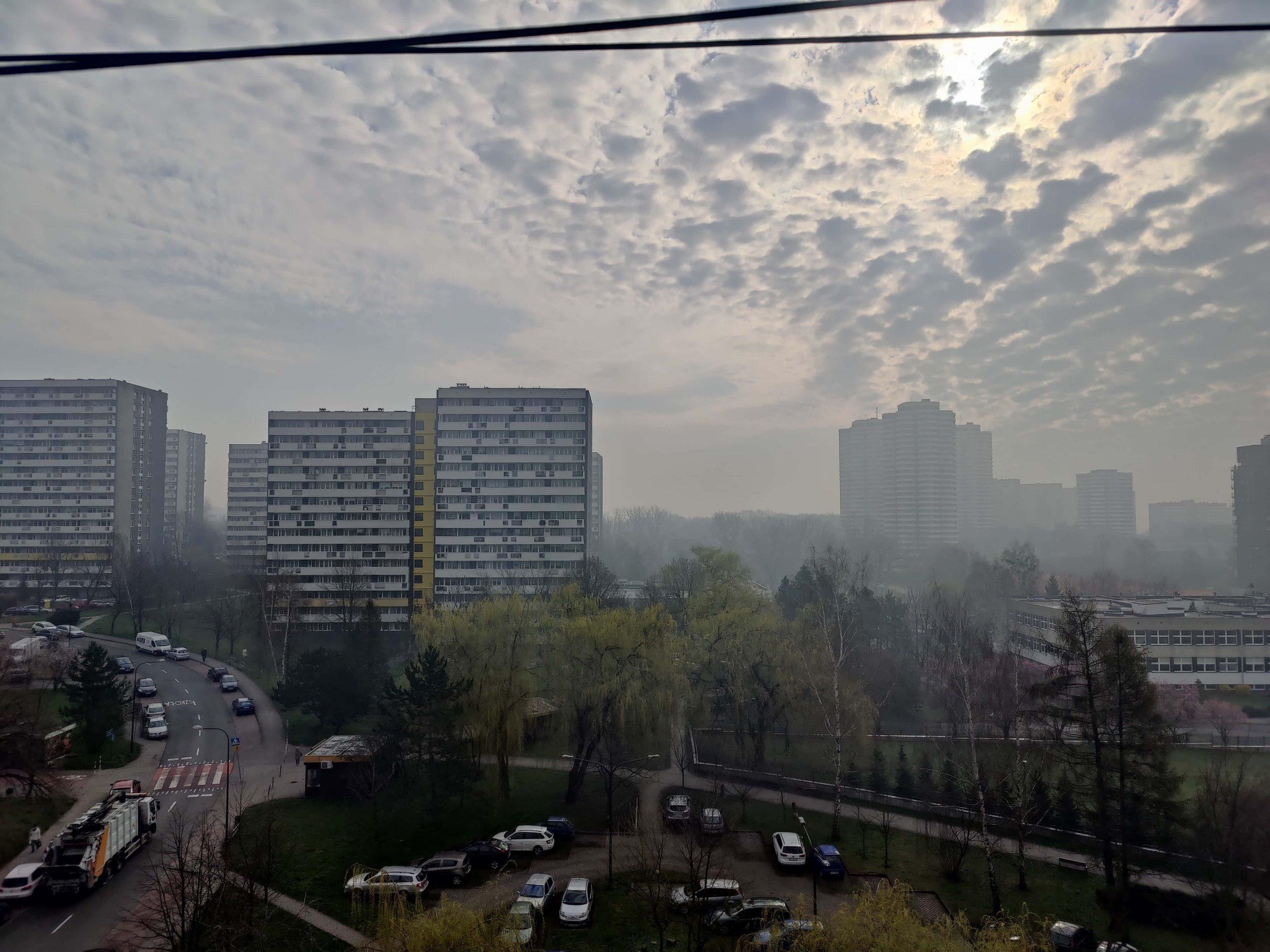 Pochmurna pogoda - OnePlus 9