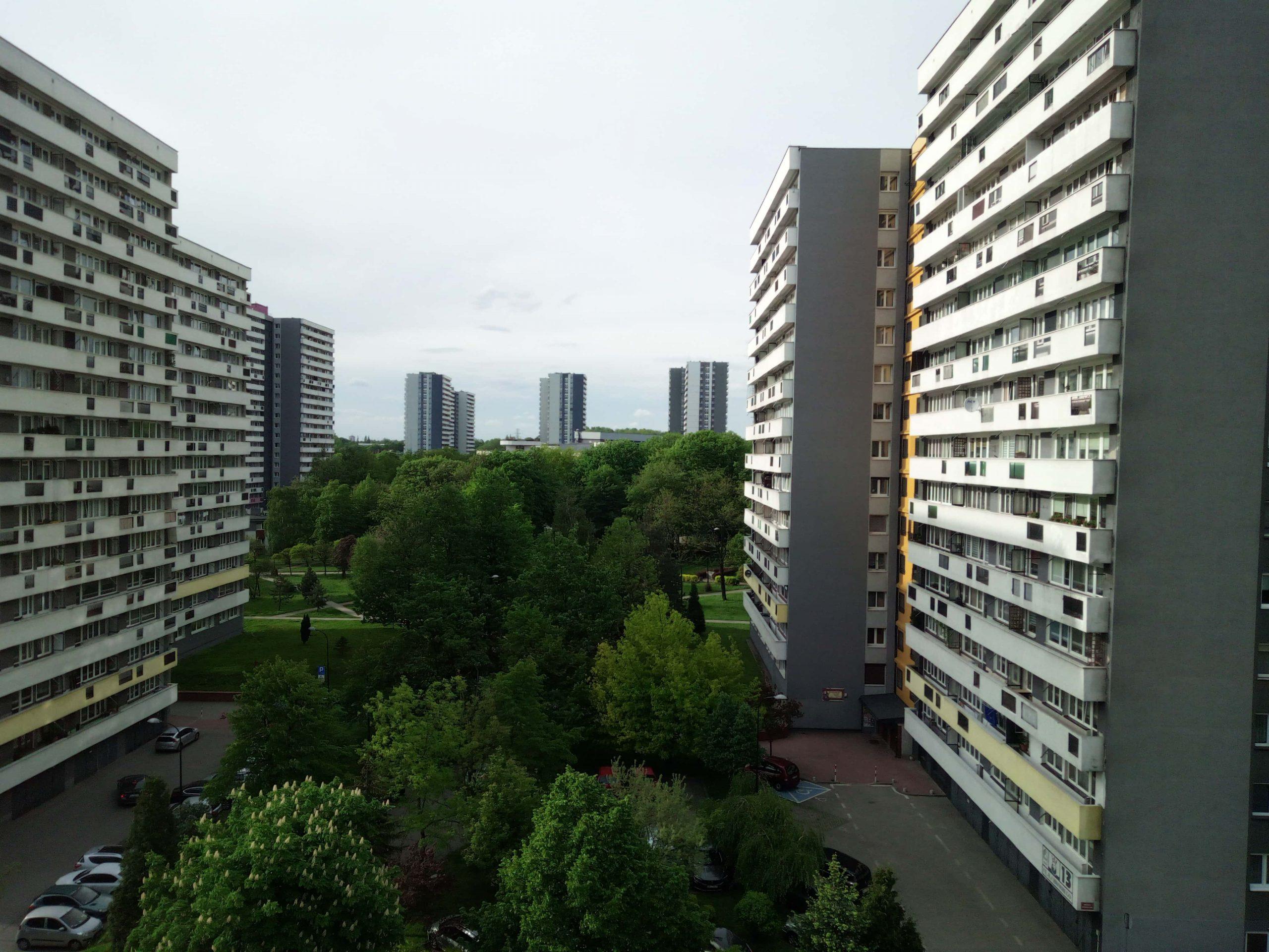 Pochmurna pogoda - Maxcom MS507