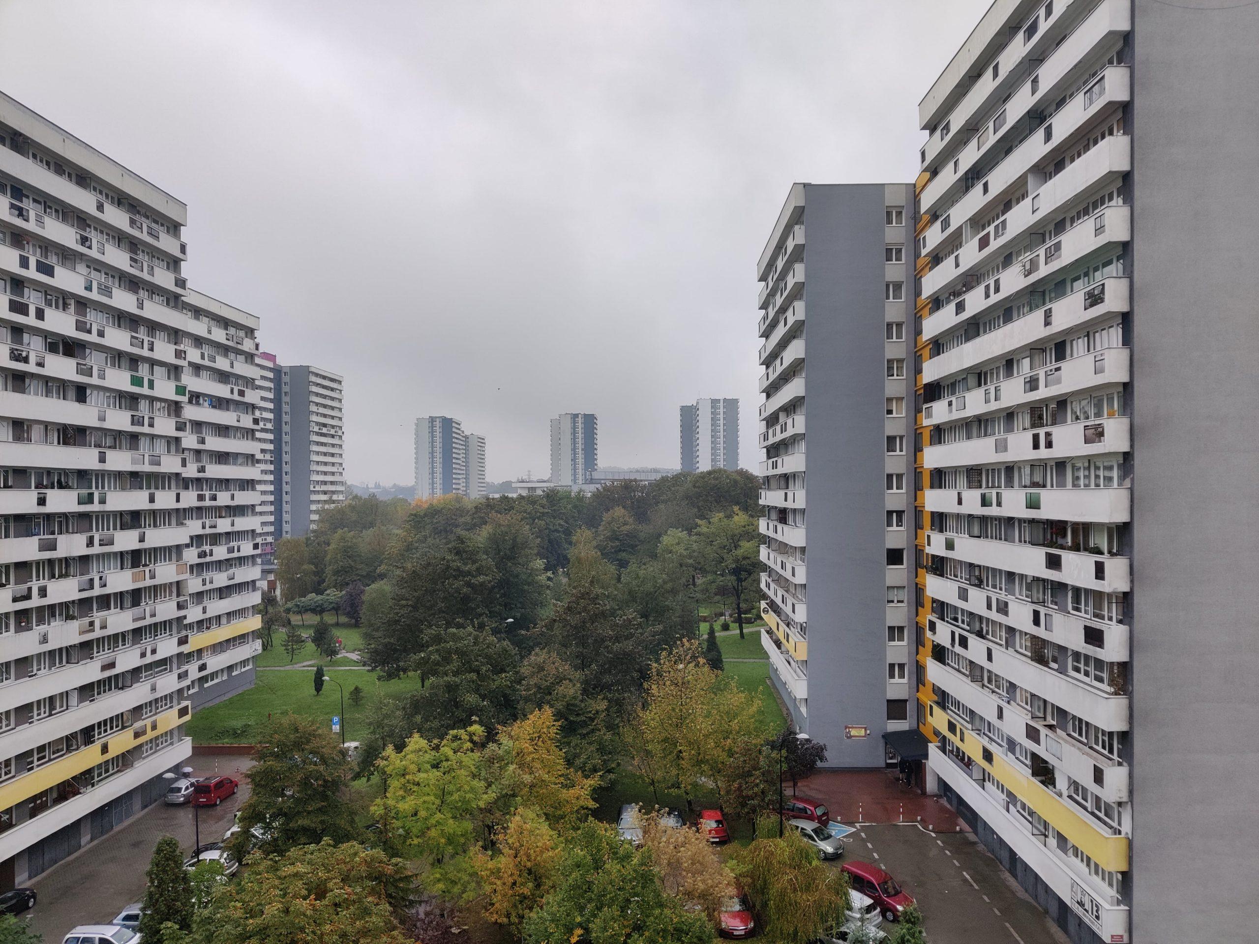 Pochmurna pogoda - OnePlus Nord