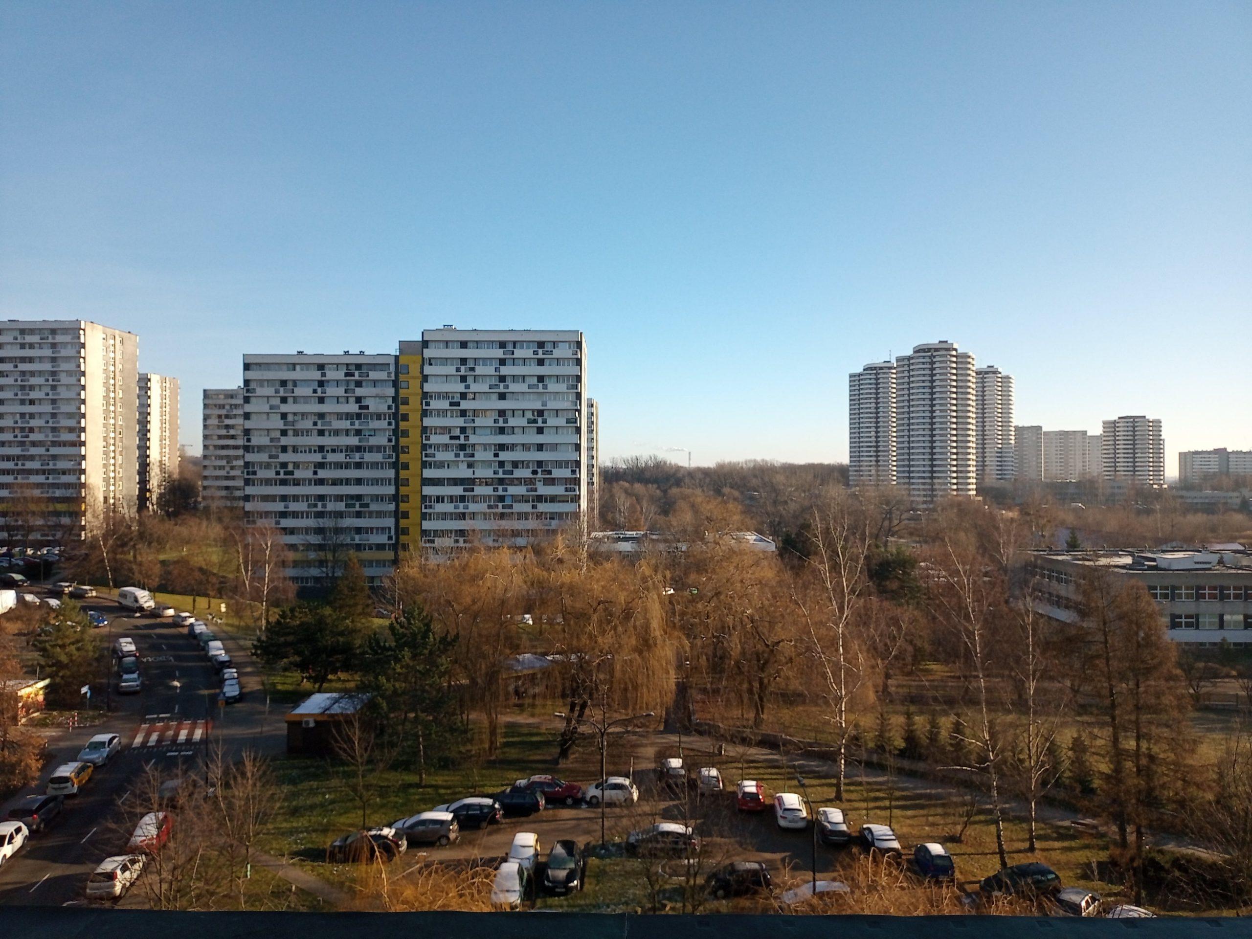 Słoneczna pogoda - Motorola Moto E7