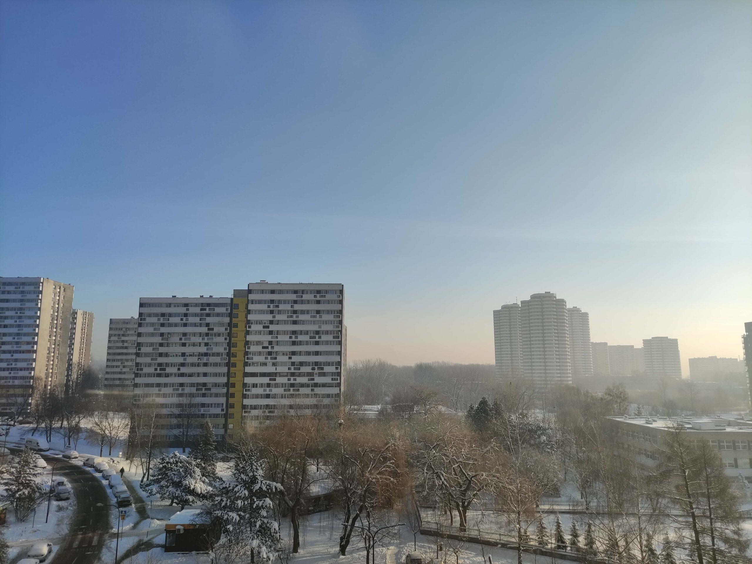 Słoneczna pogoda - Xiaomi Mi 10T Lite