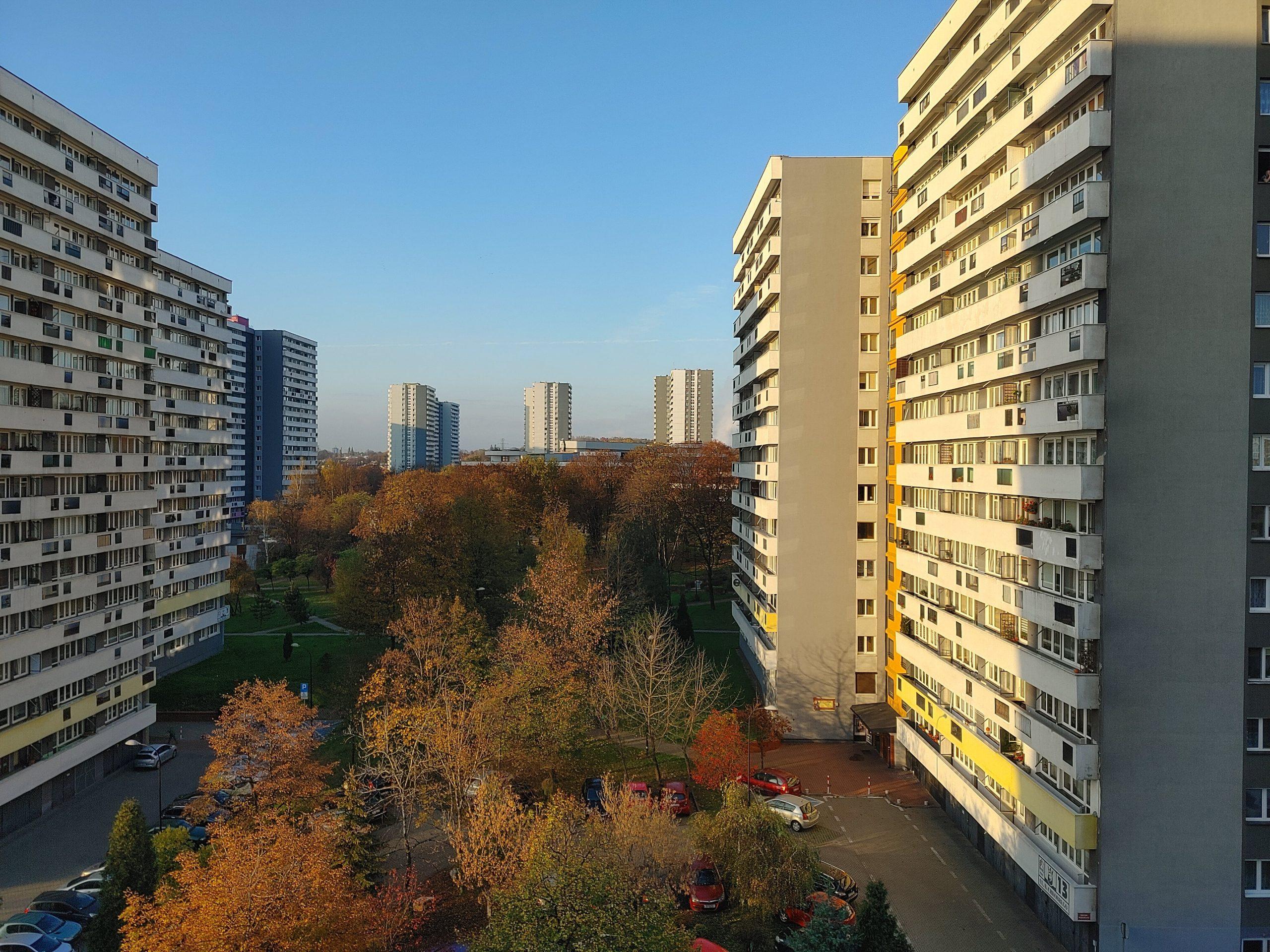 Słoneczna pogoda - LG Velvet