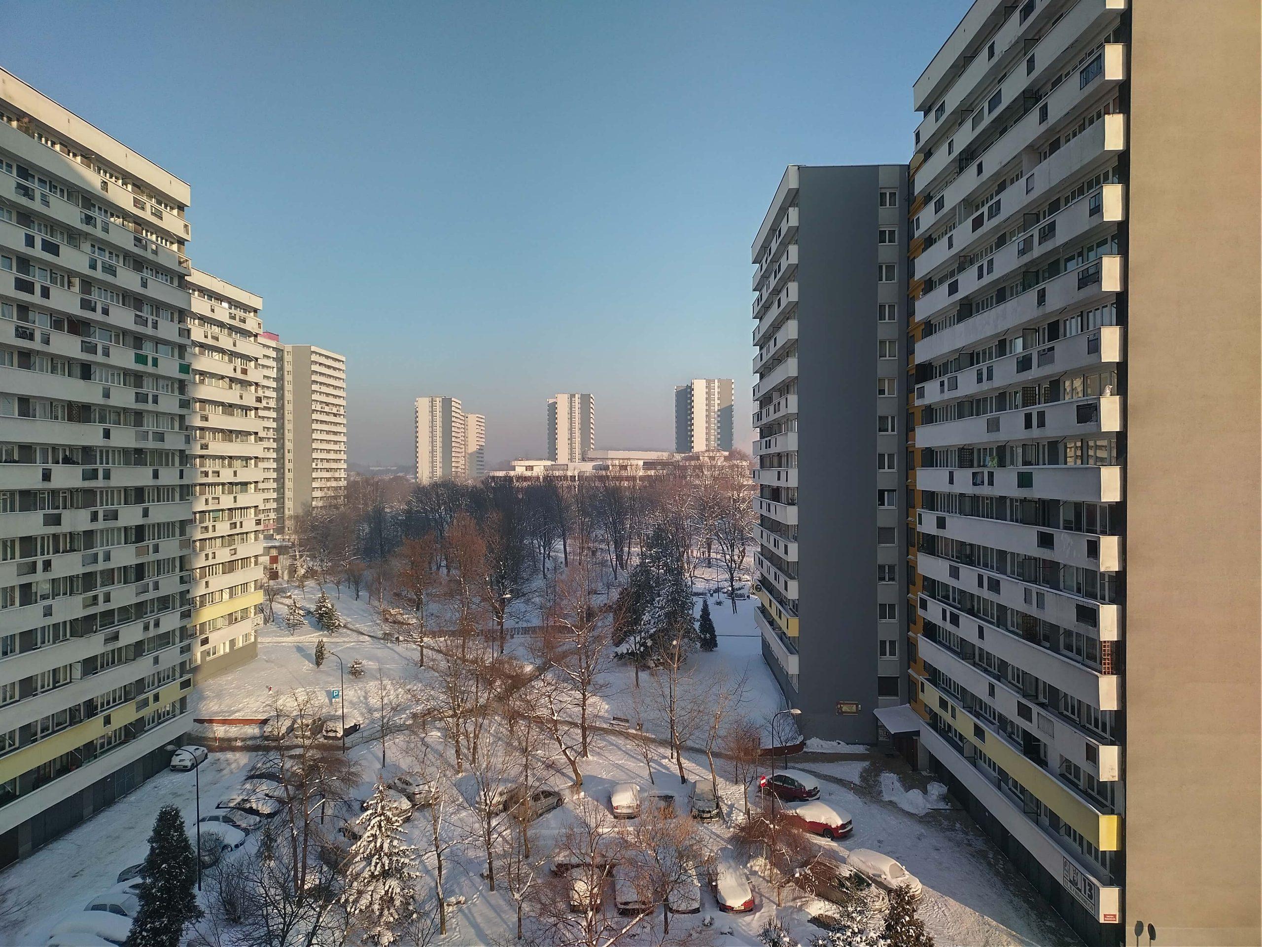 Słoneczna pogoda - Nokia 5.4