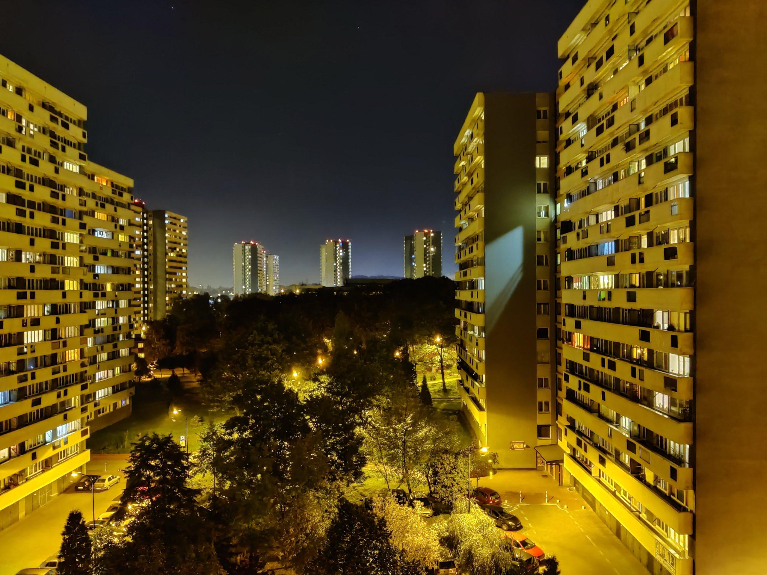 Zdjęcia nocne - OnePlus Nord