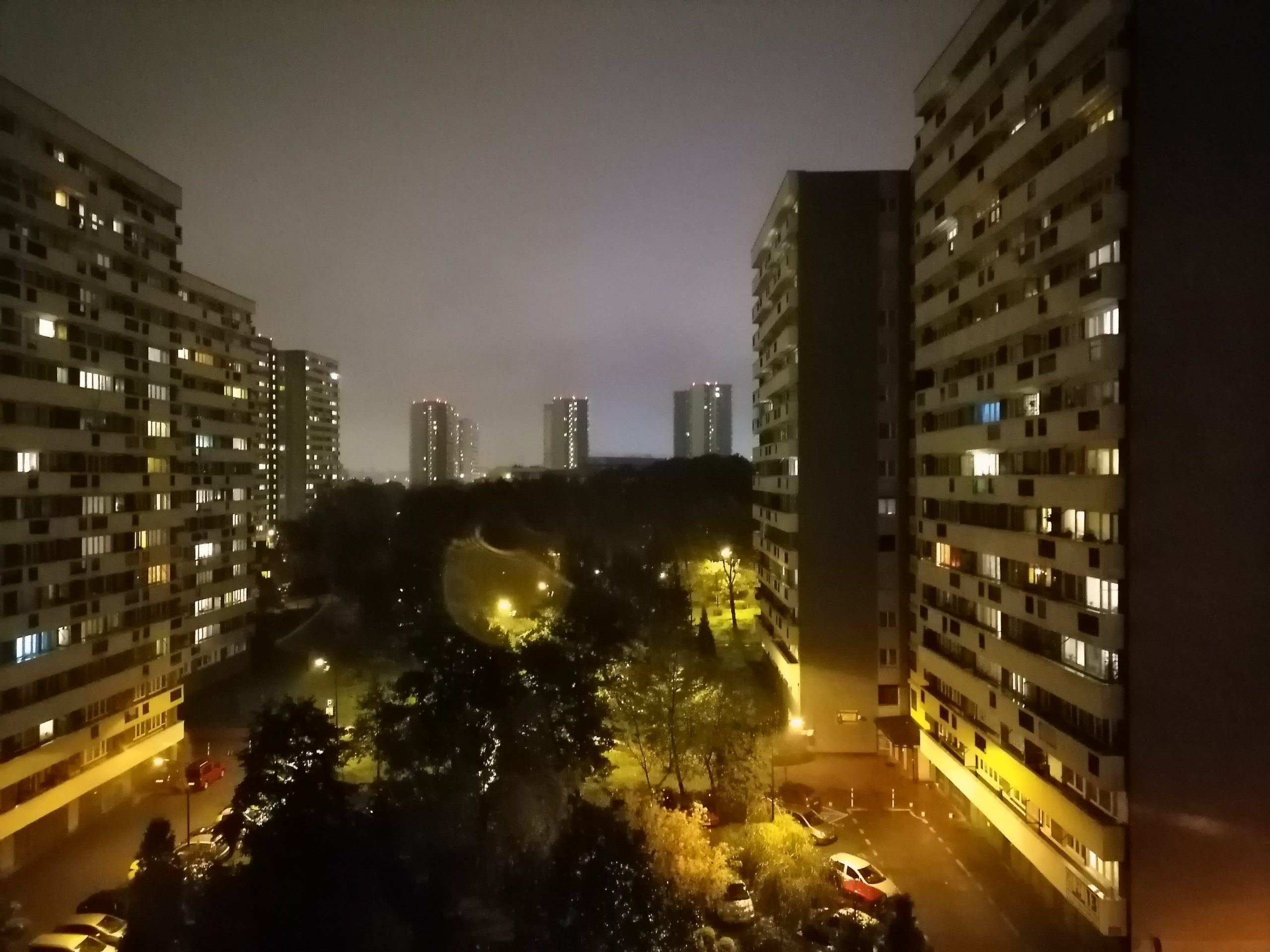 Zdjęcia nocne - Huawei P Smart 2021