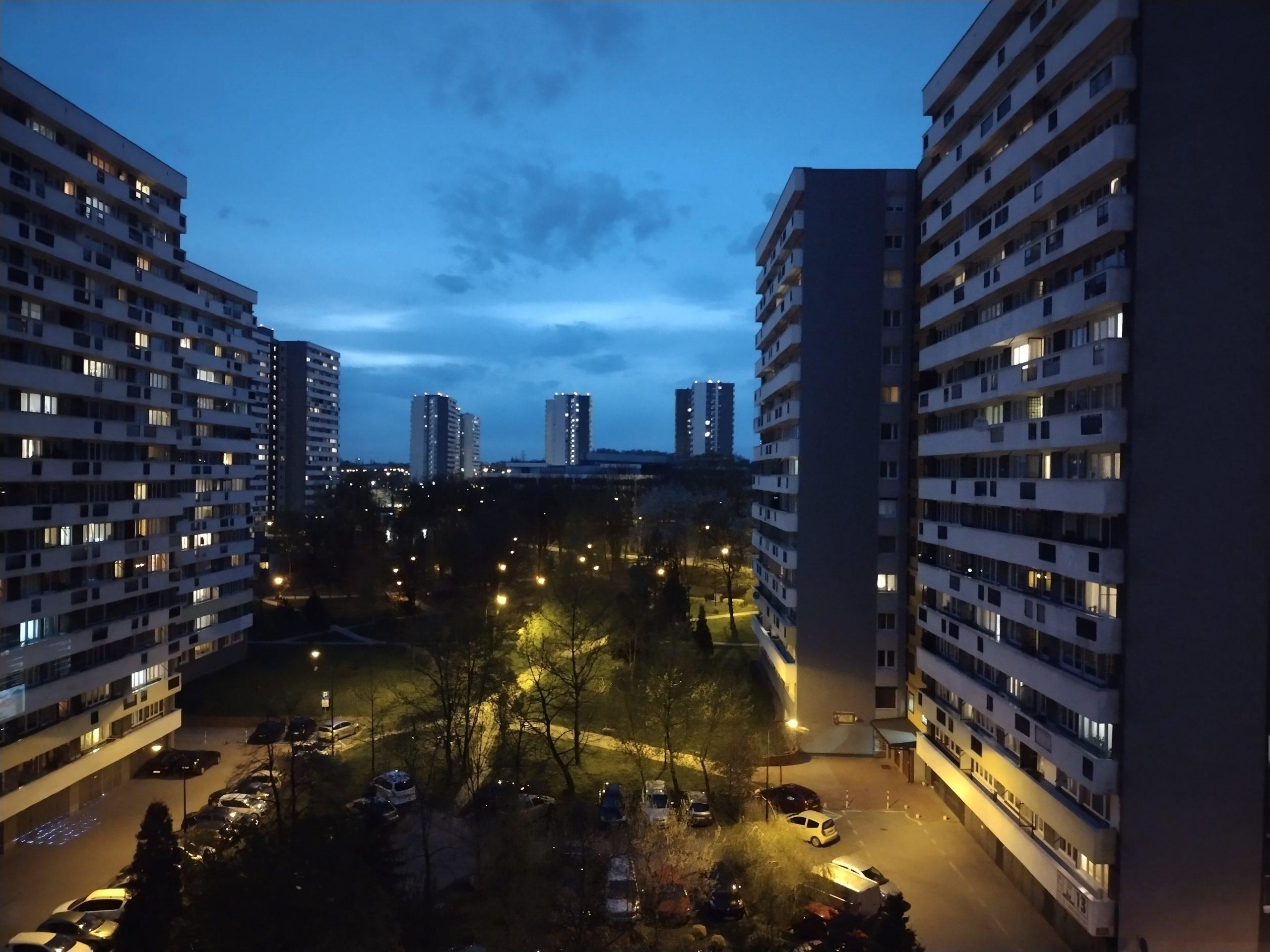 Zdjęcia nocne - Motorola Moto G50