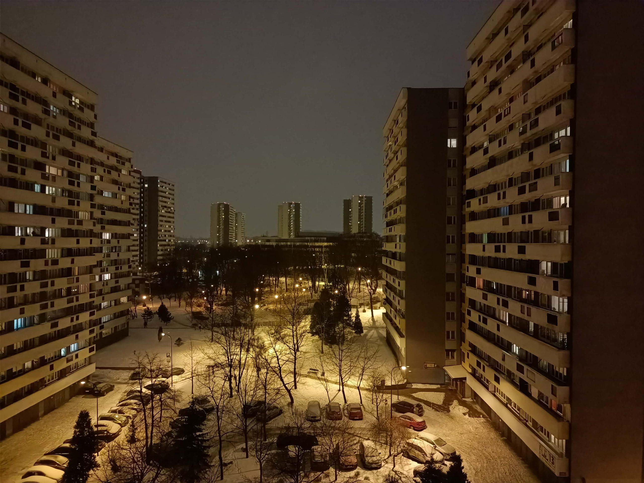 Zdjęcia nocne - Oppo Reno4 Lite