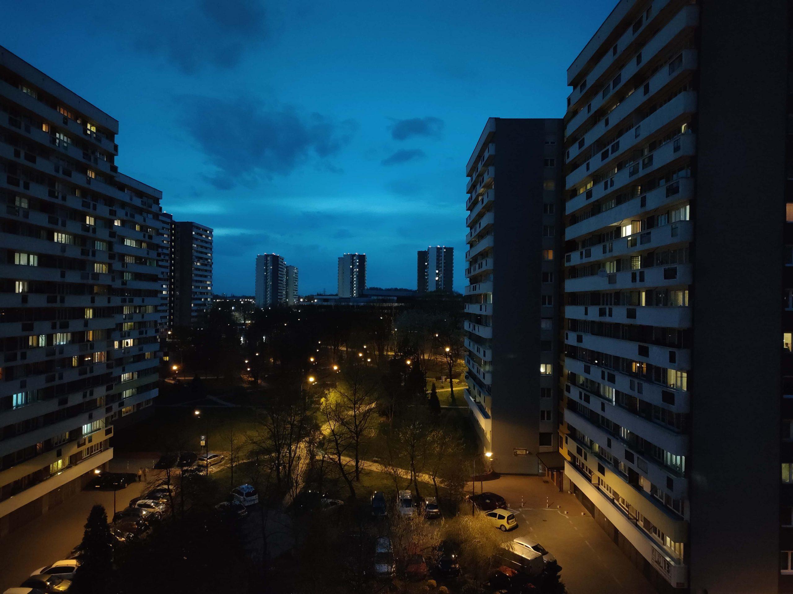 Zdjęcia nocne - Oppo Reno5