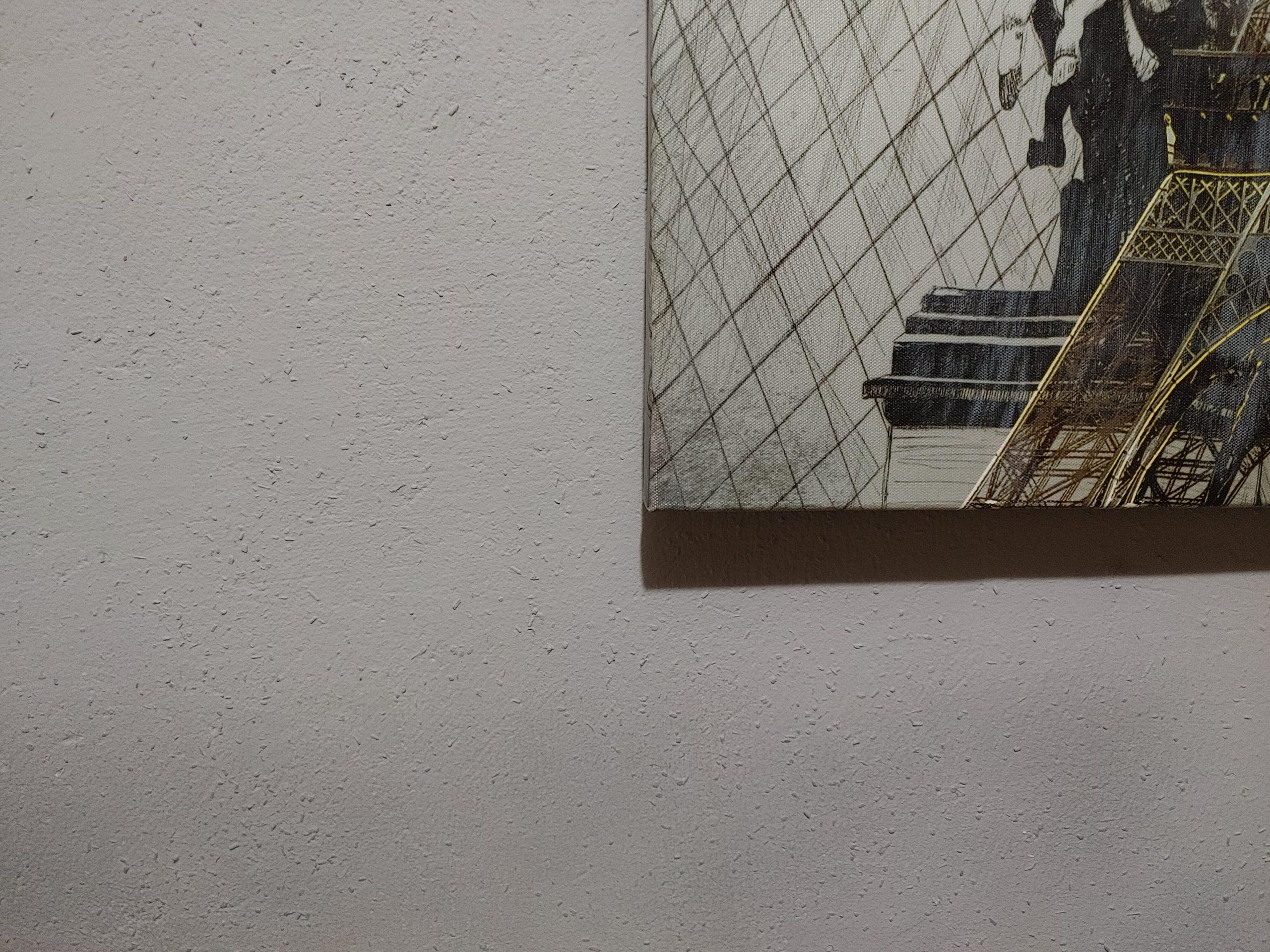 Zdjęcia w pomieszczeniu - LG Velvet