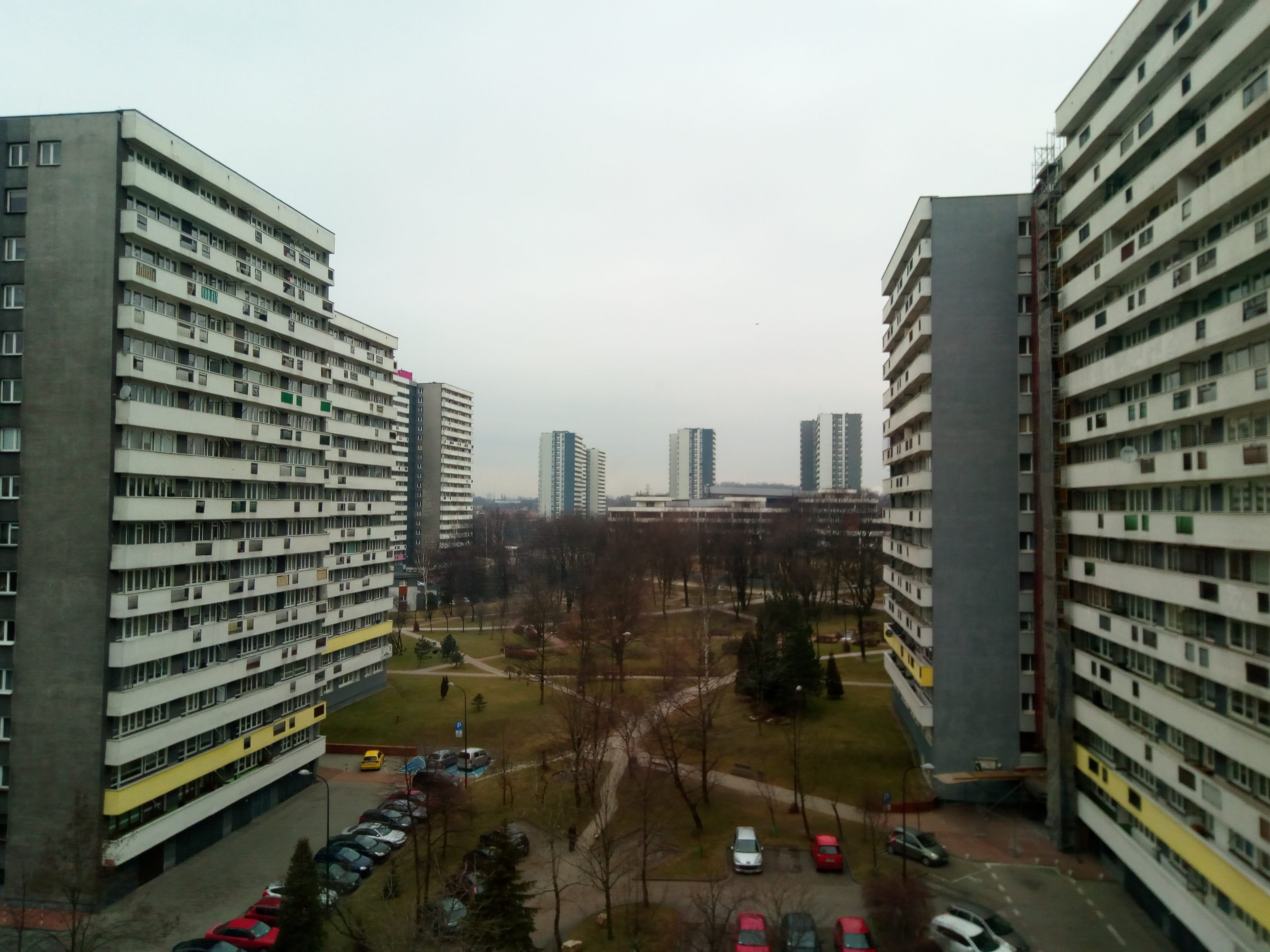 Pochmurna pogoda - Archos Sense 55DC