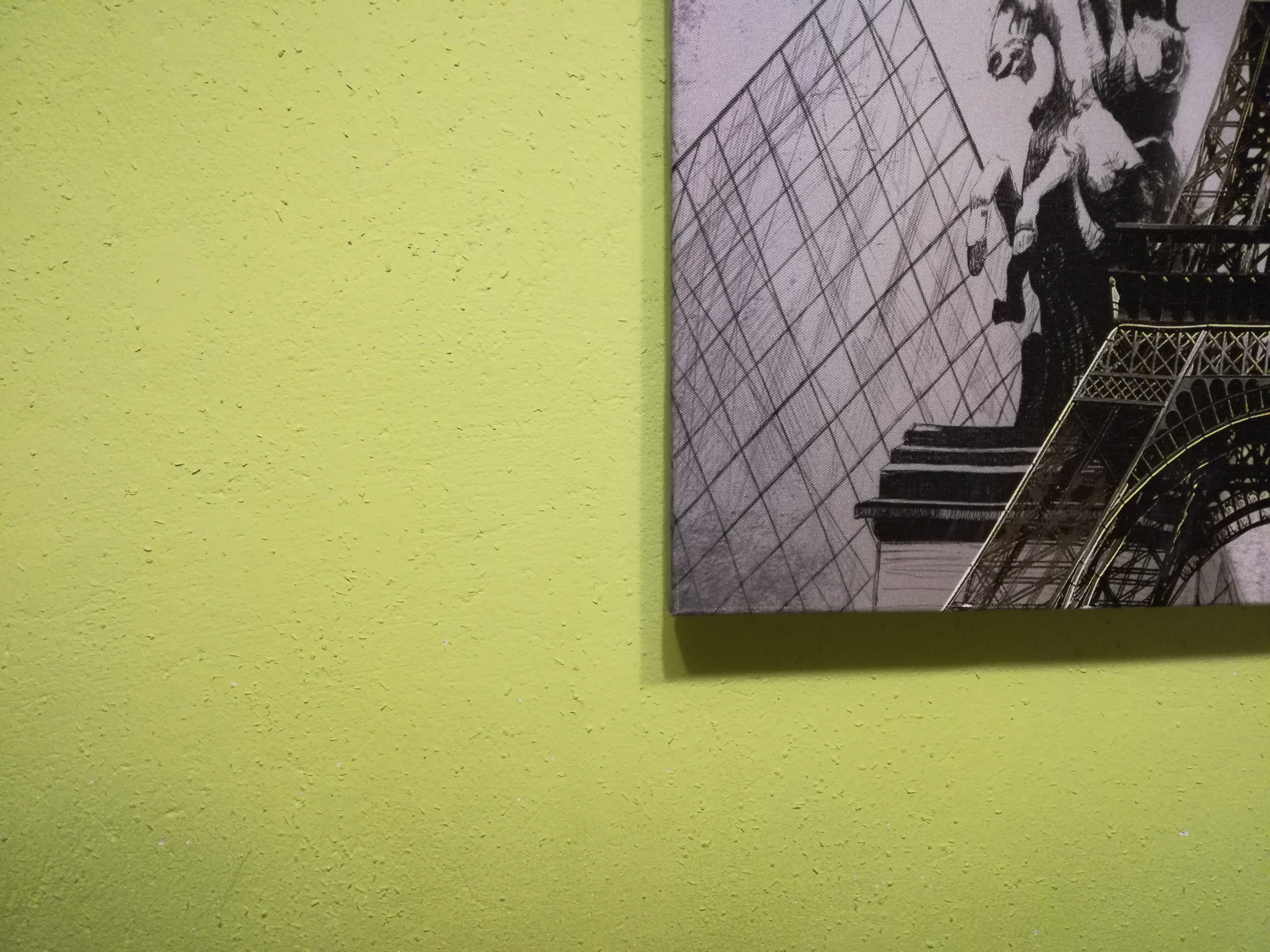 Zdjęcia w pomieszczeniu - Honor 7X