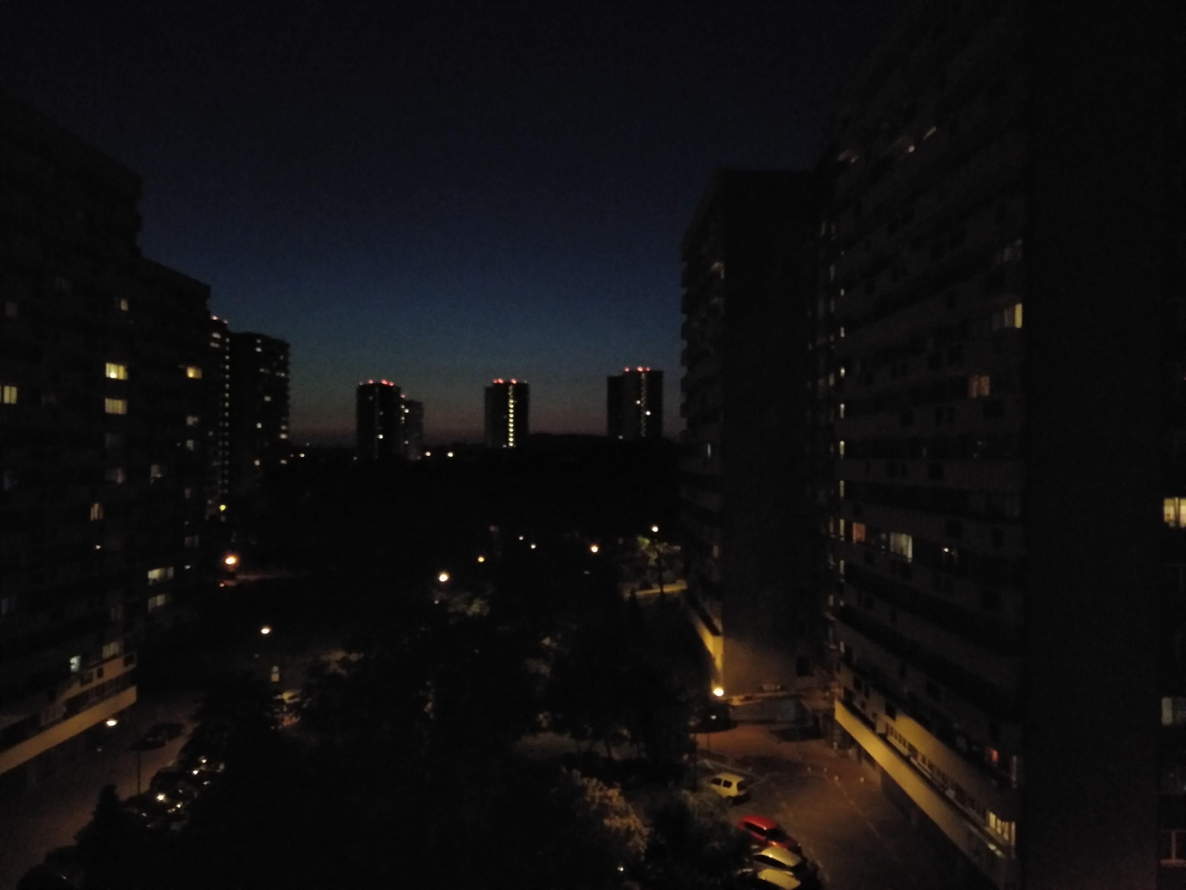 Zdjęcia nocne - Archos Diamond Alpha+