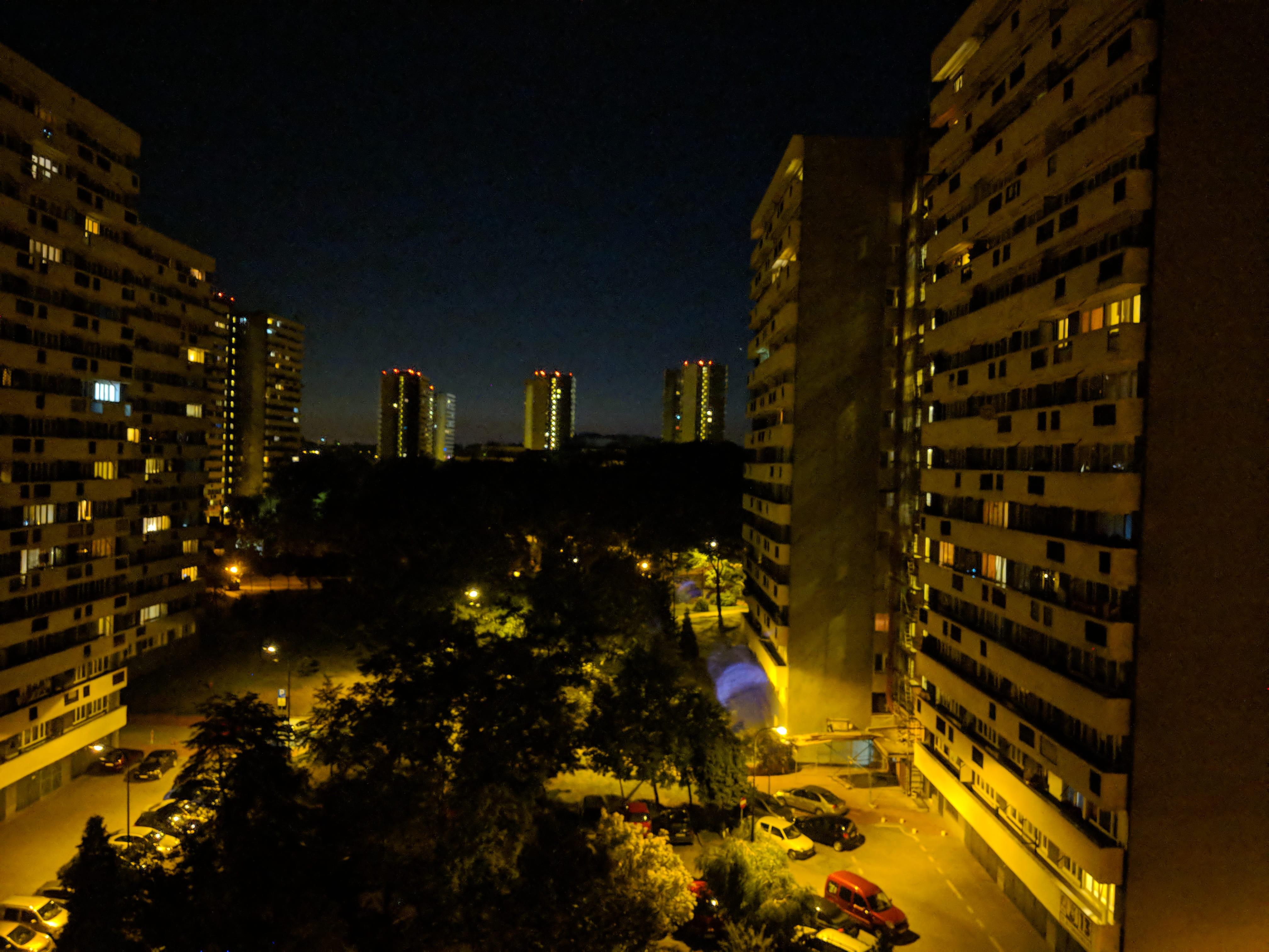 Zdjęcia nocne - Google Pixel 2 XL