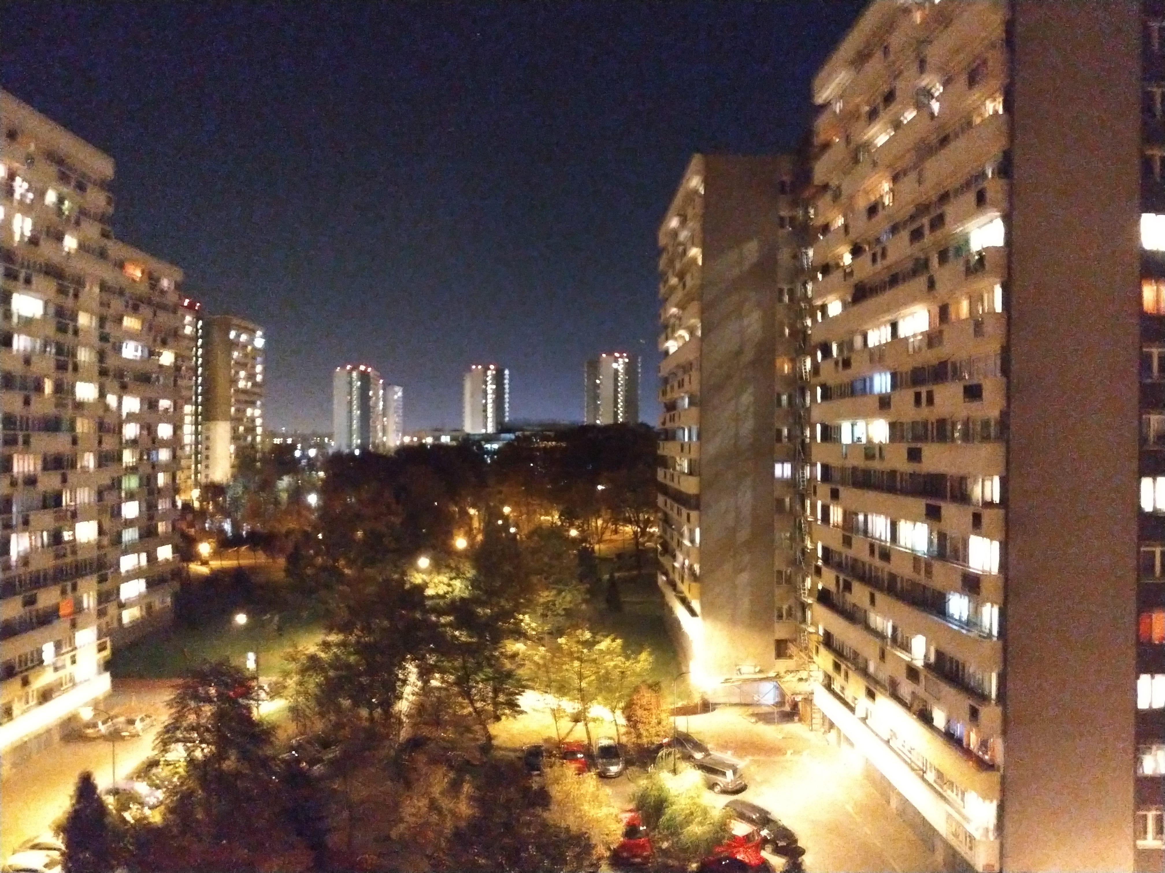 Zdjęcia nocne - Motorola Moto G6 Plus