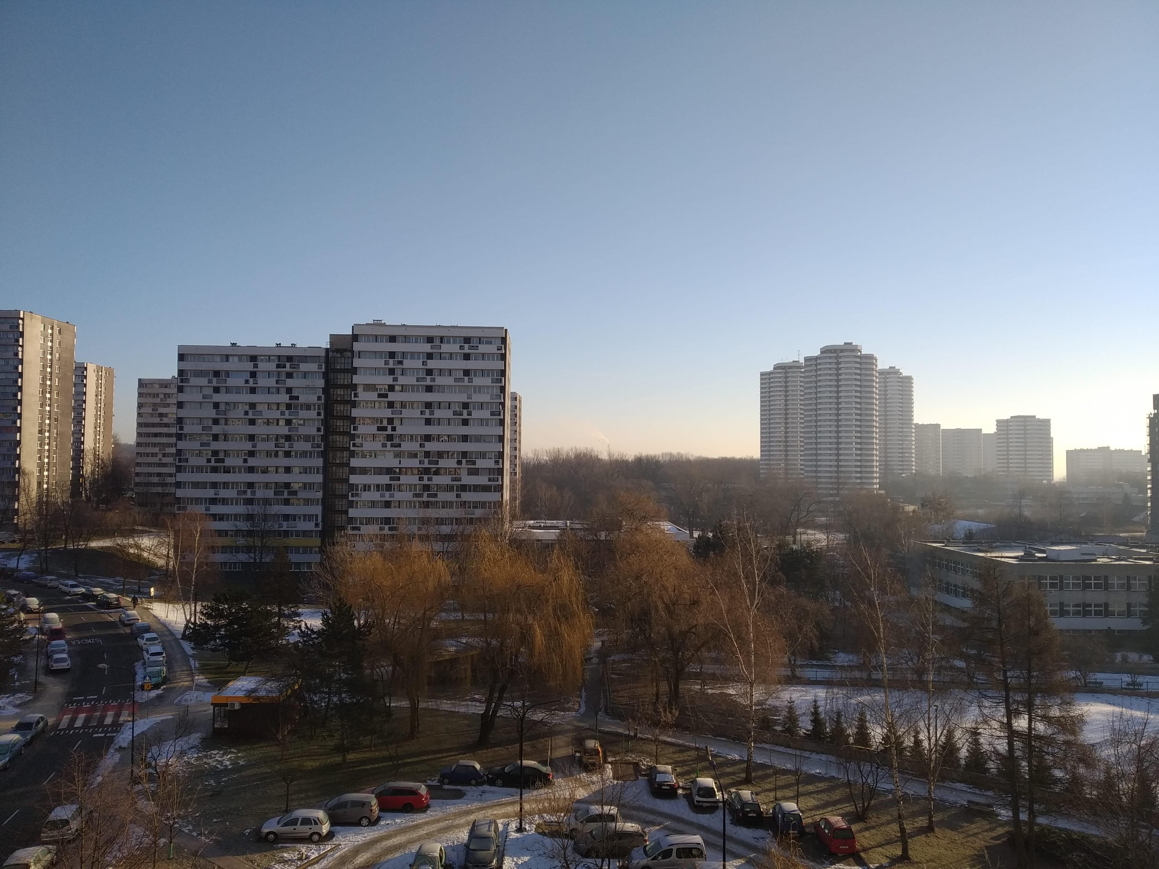 Słoneczna pogoda - Xiaomi Mi A2 Lite