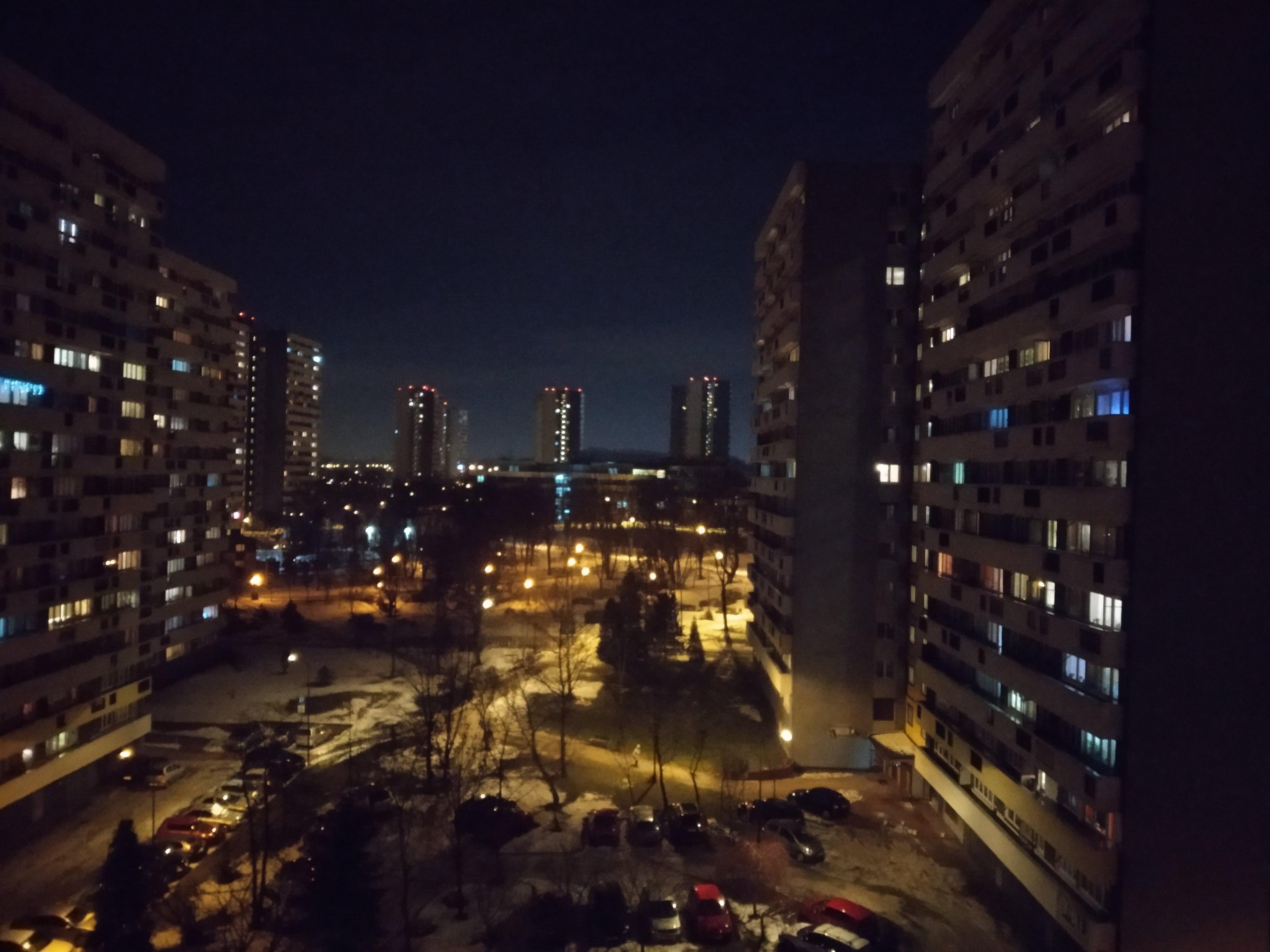 Zdjęcia nocne - Xiaomi Mi A2 Lite