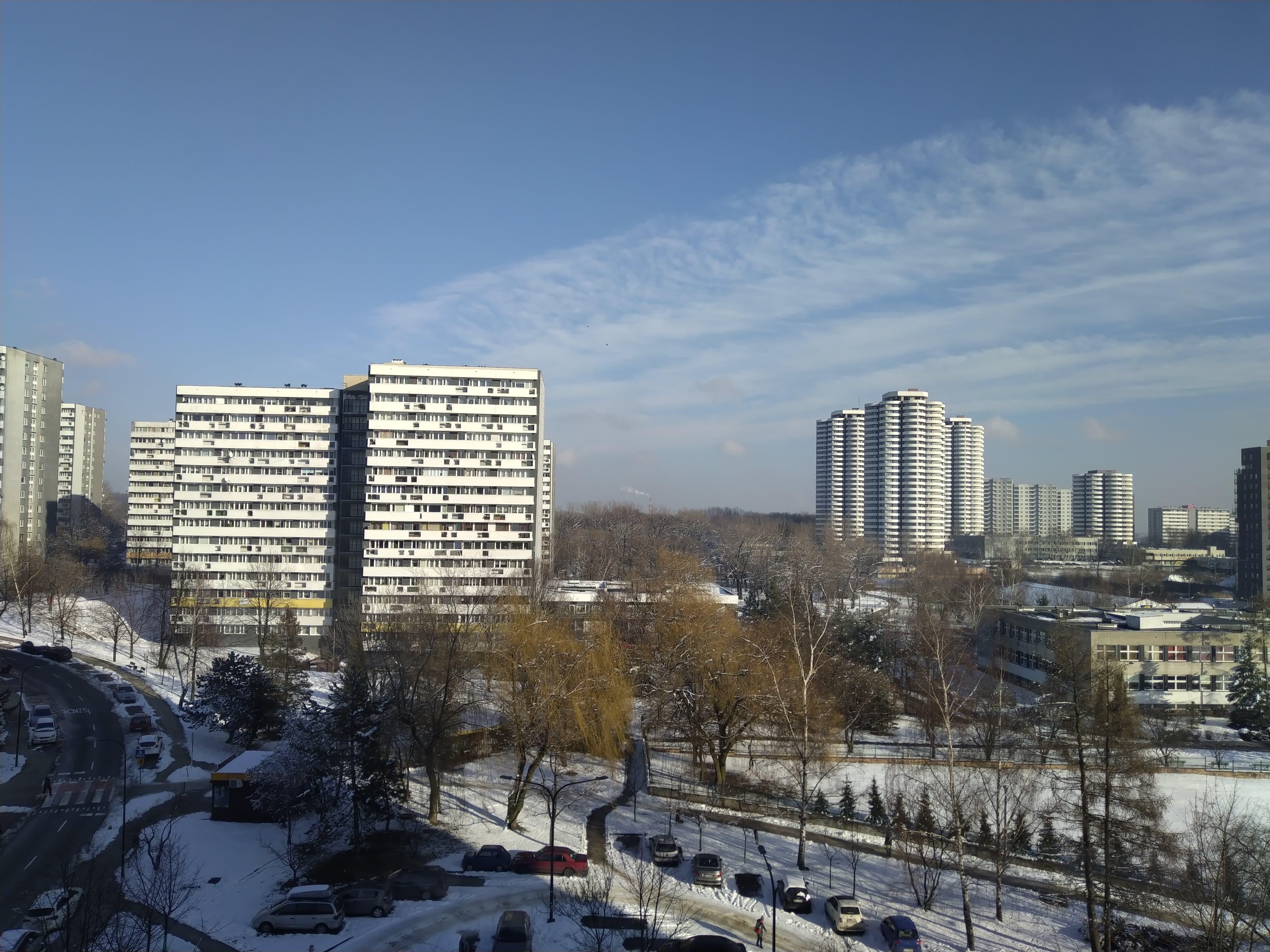 Słoneczna pogoda - HTC U12 Life