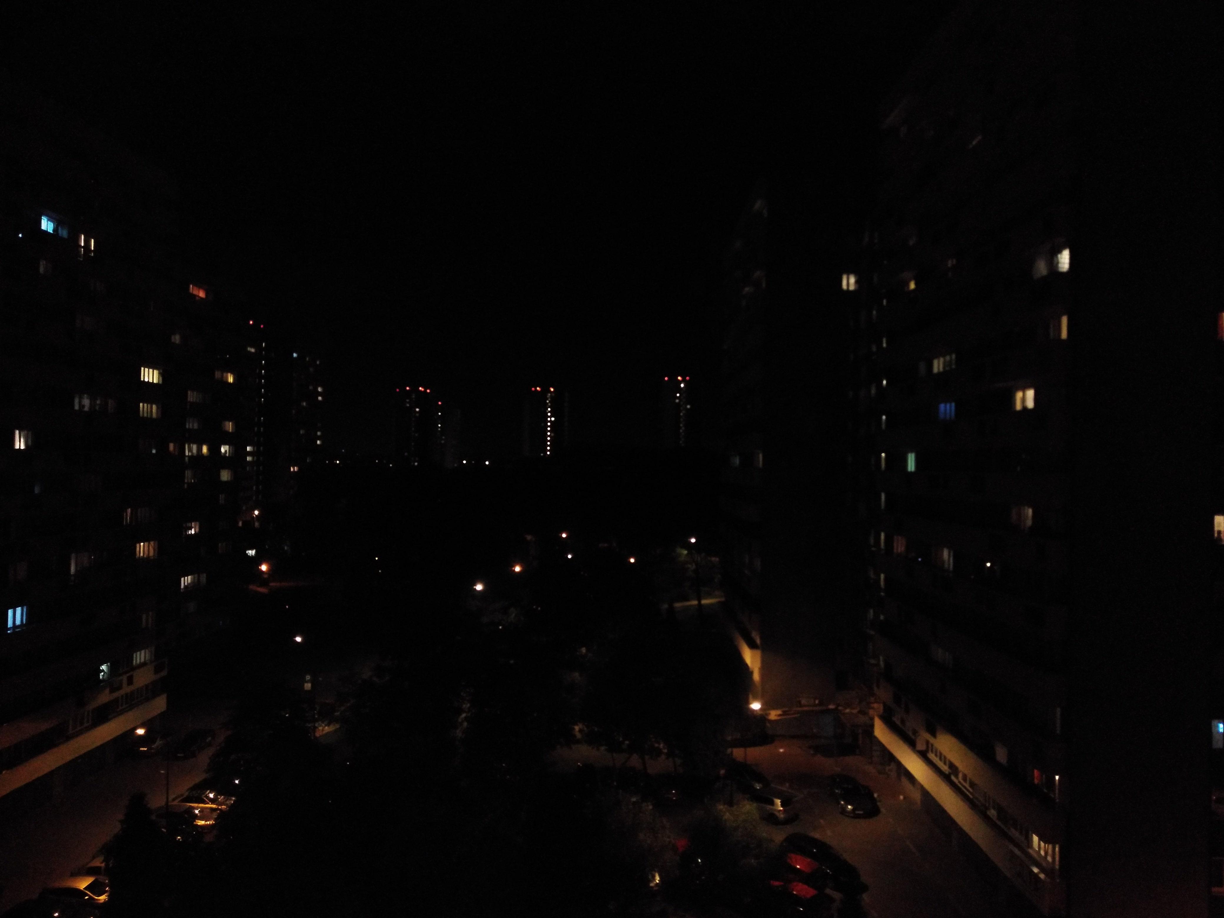 Zdjęcia nocne - Huawei Y6 Prime 2018