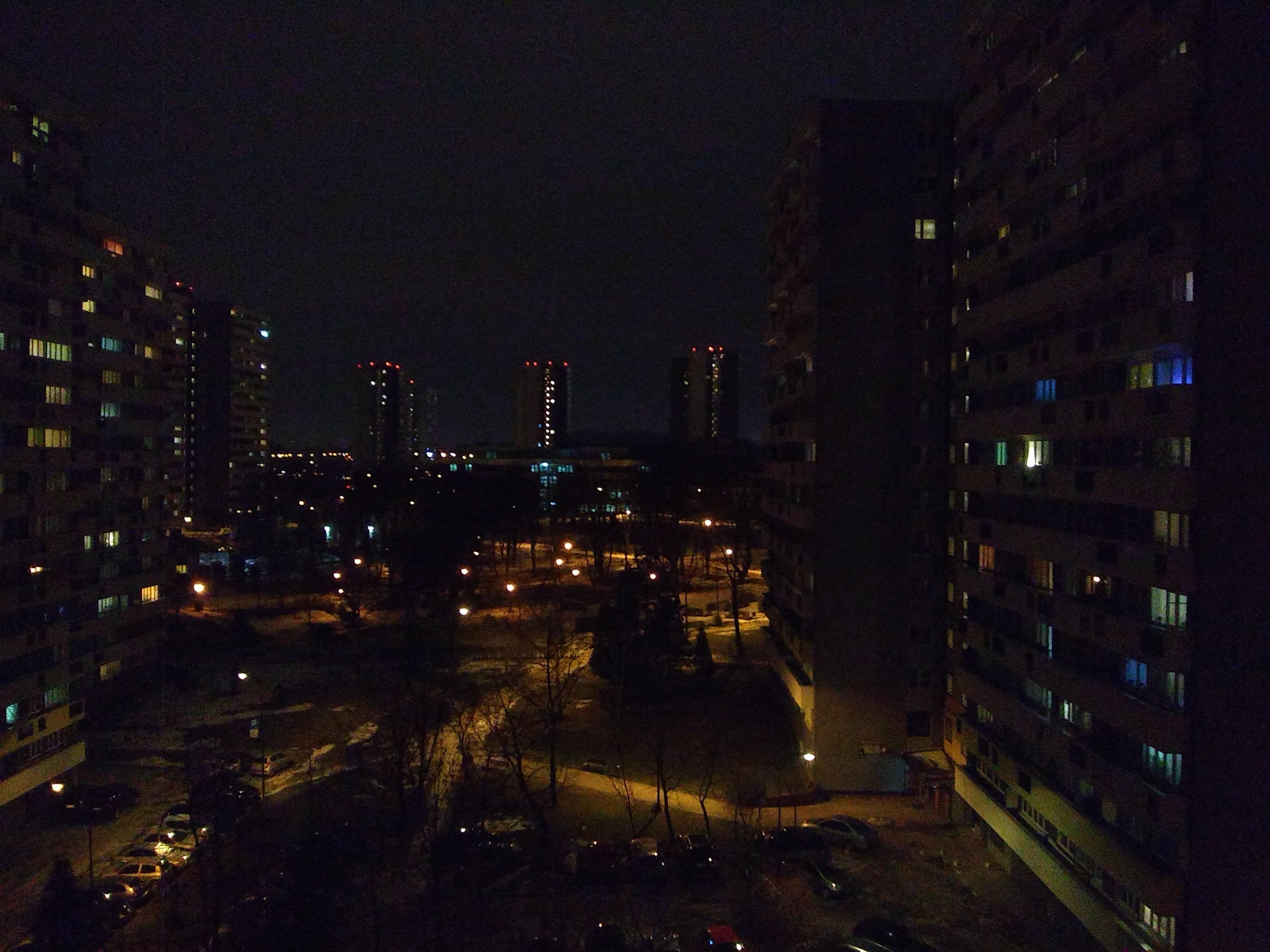 Zdjęcia nocne - Motorola Moto E5 Play