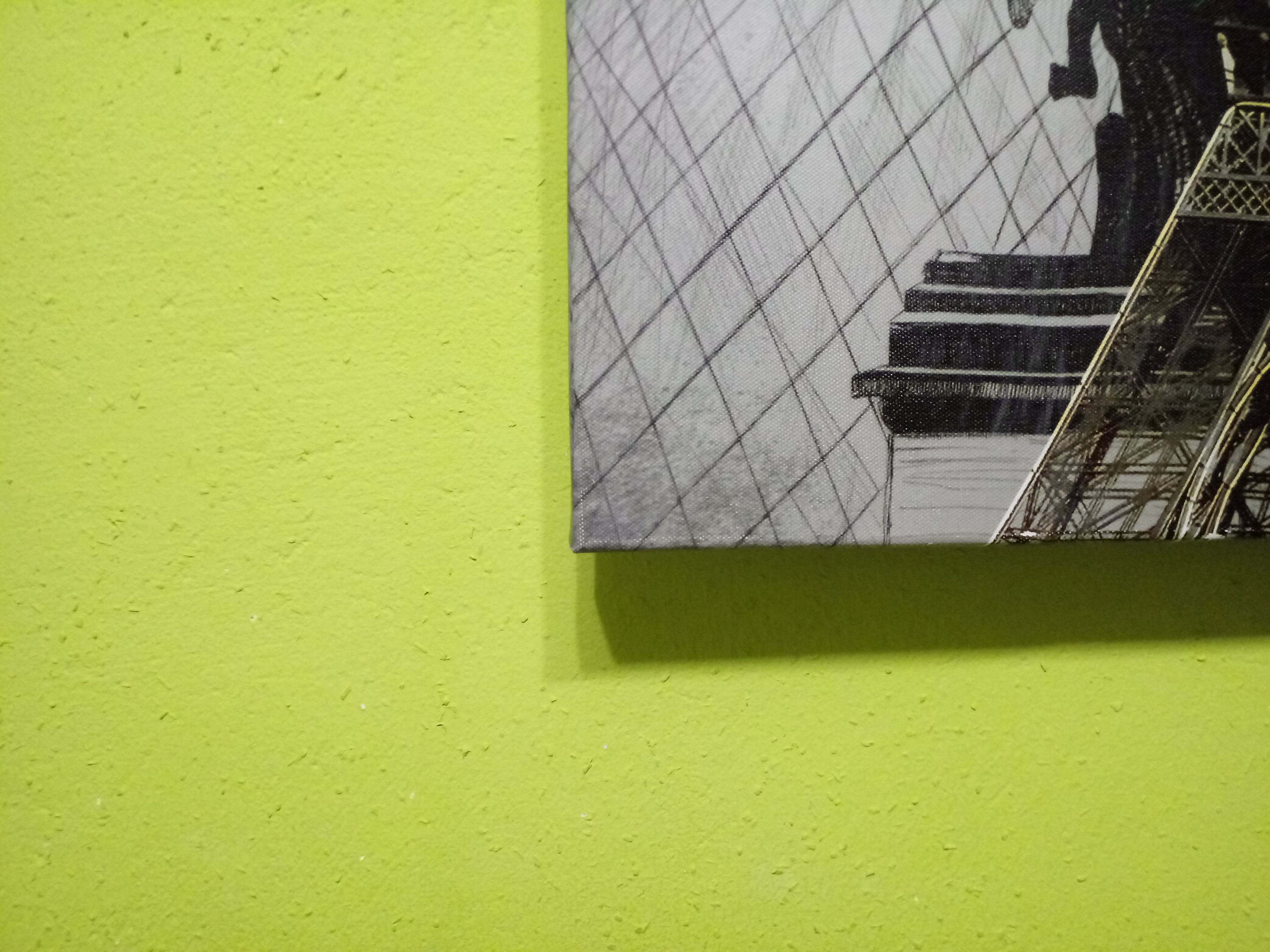 Zdjęcia w pomieszczeniu - LG Q7