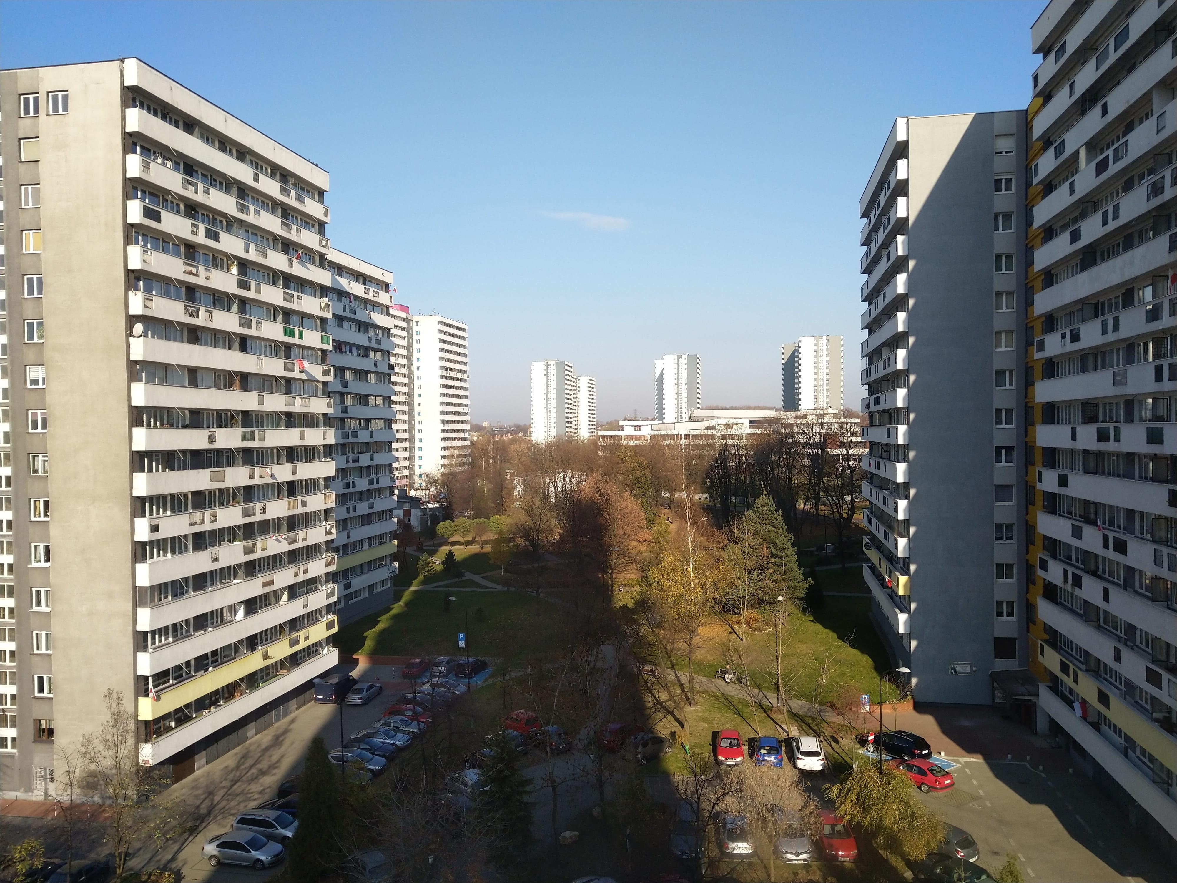 Słoneczna pogoda - Nokia 8 Sirocco