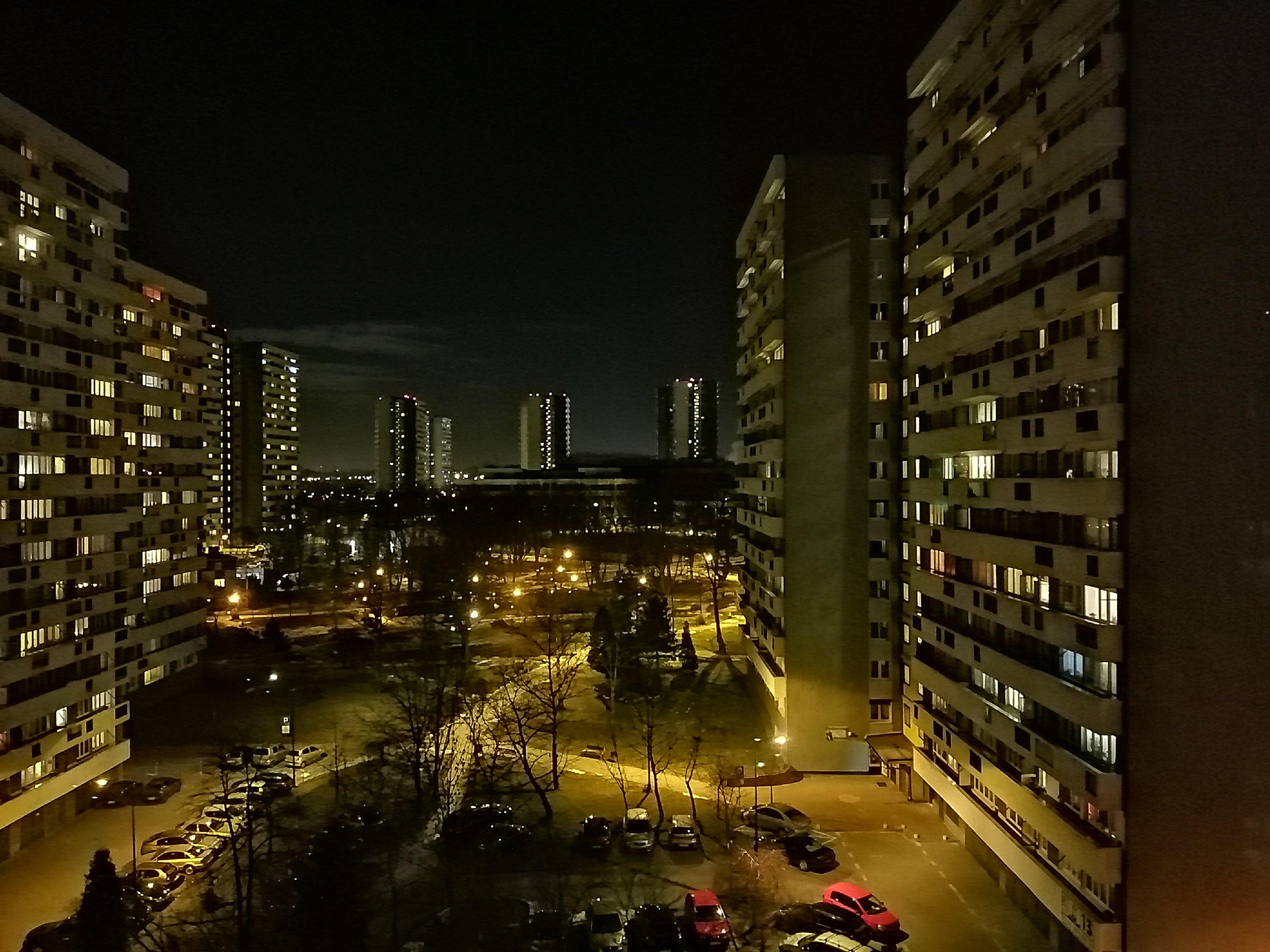 Zdjęcia nocne - Huawei P Smart 2019