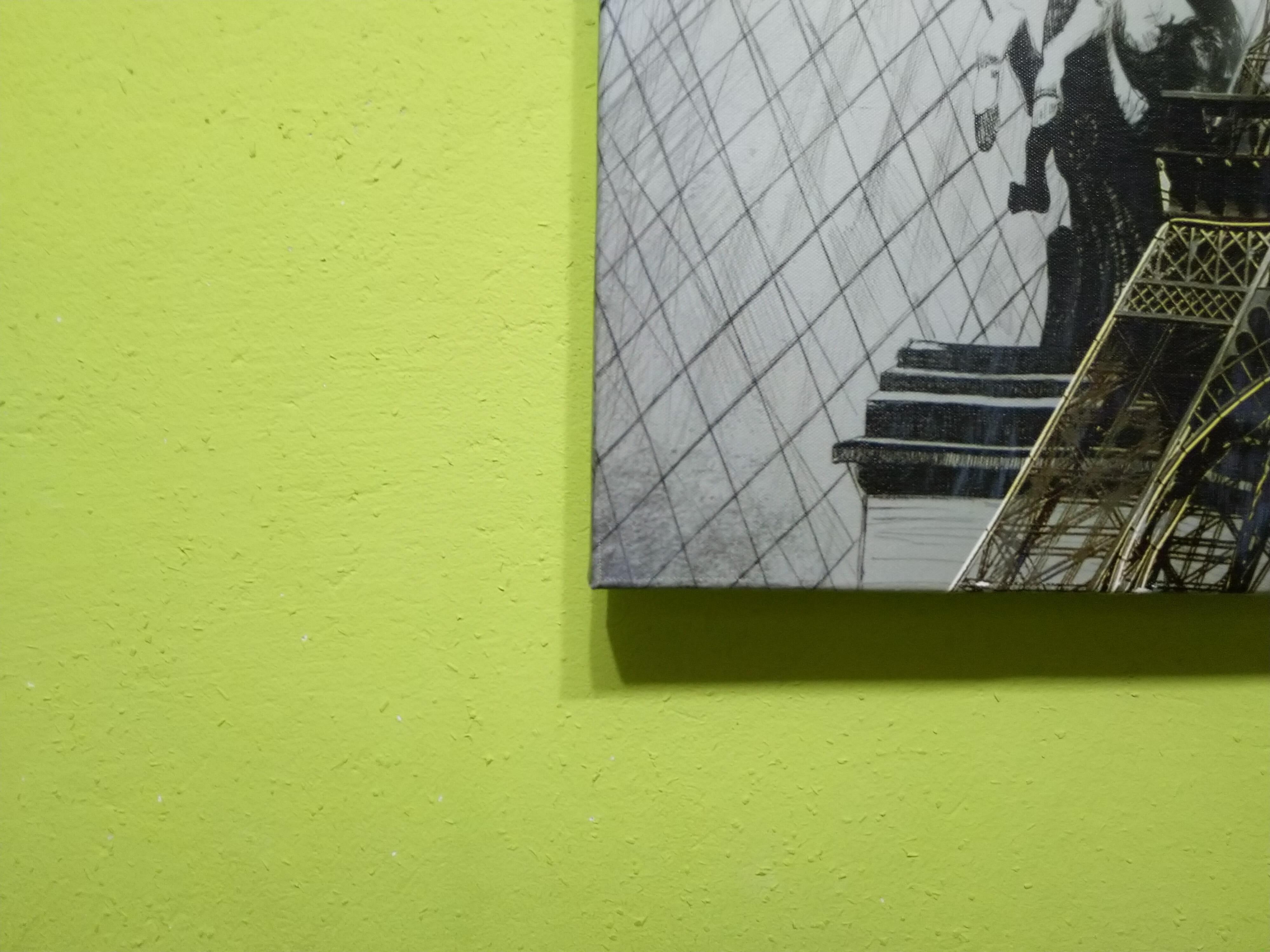 Zdjęcia w pomieszczeniu - Nokia 8 Sirocco