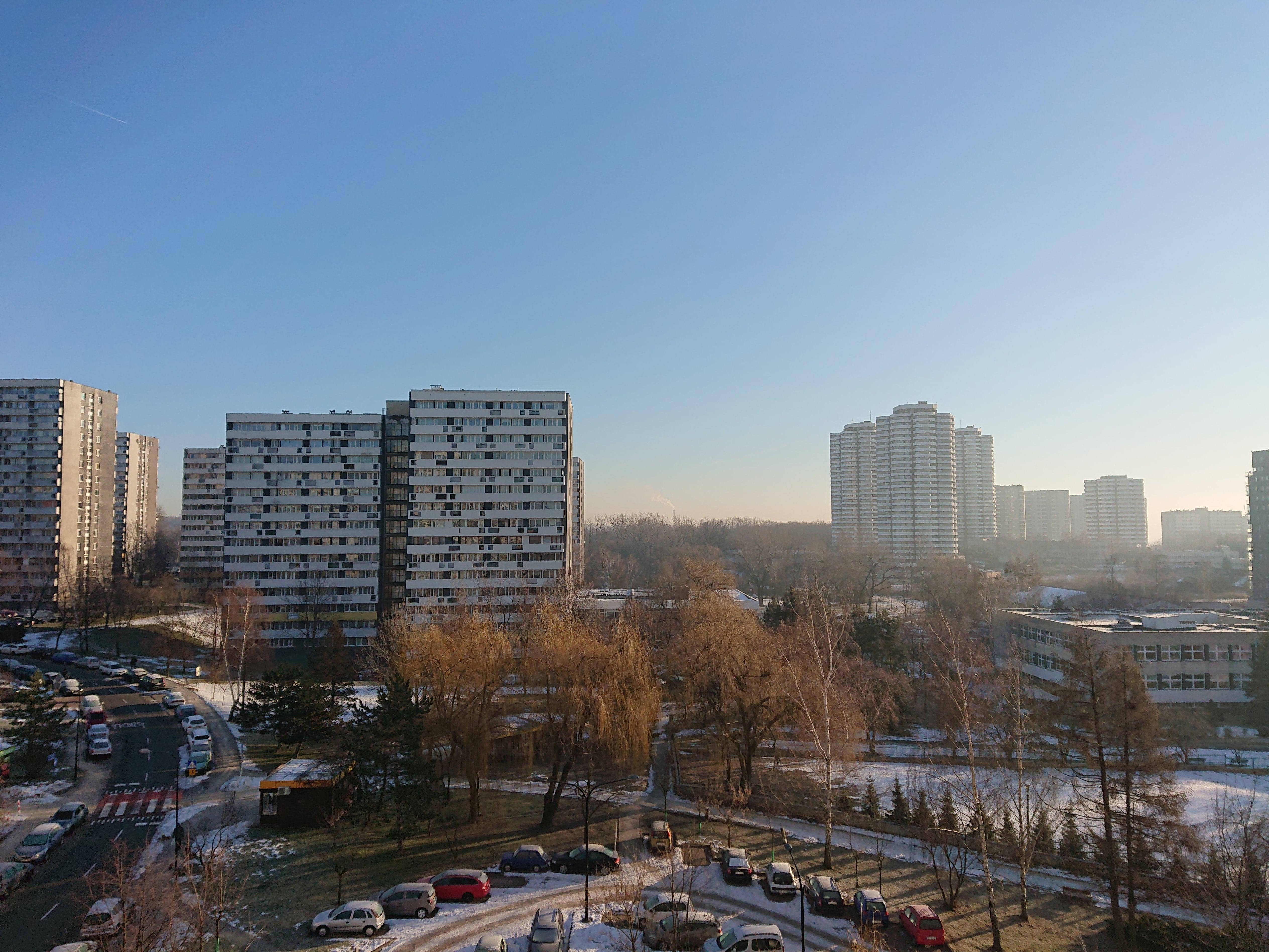 Słoneczna pogoda - Sony Xperia XZ3