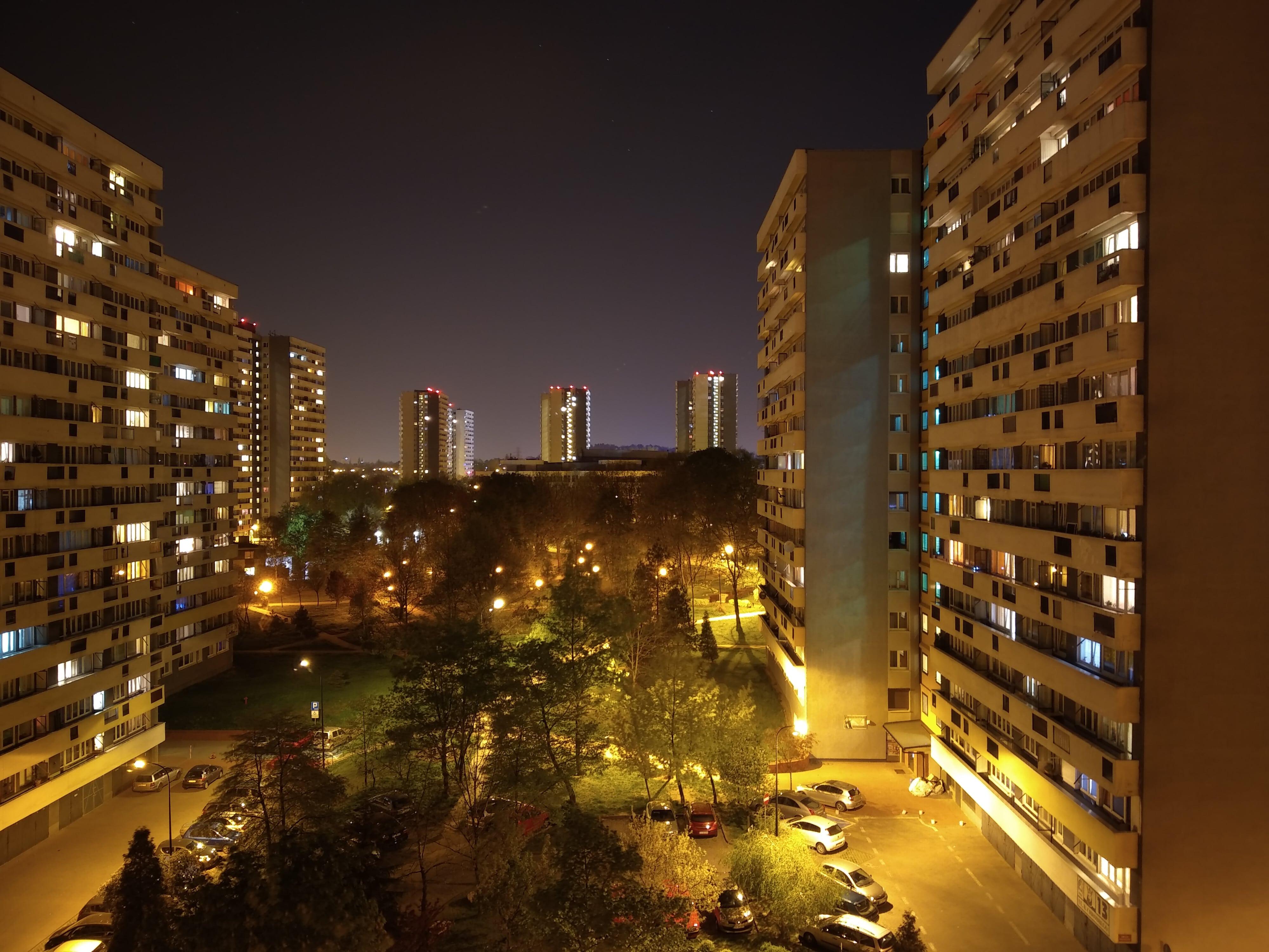 Zdjęcia nocne - Redmi 7