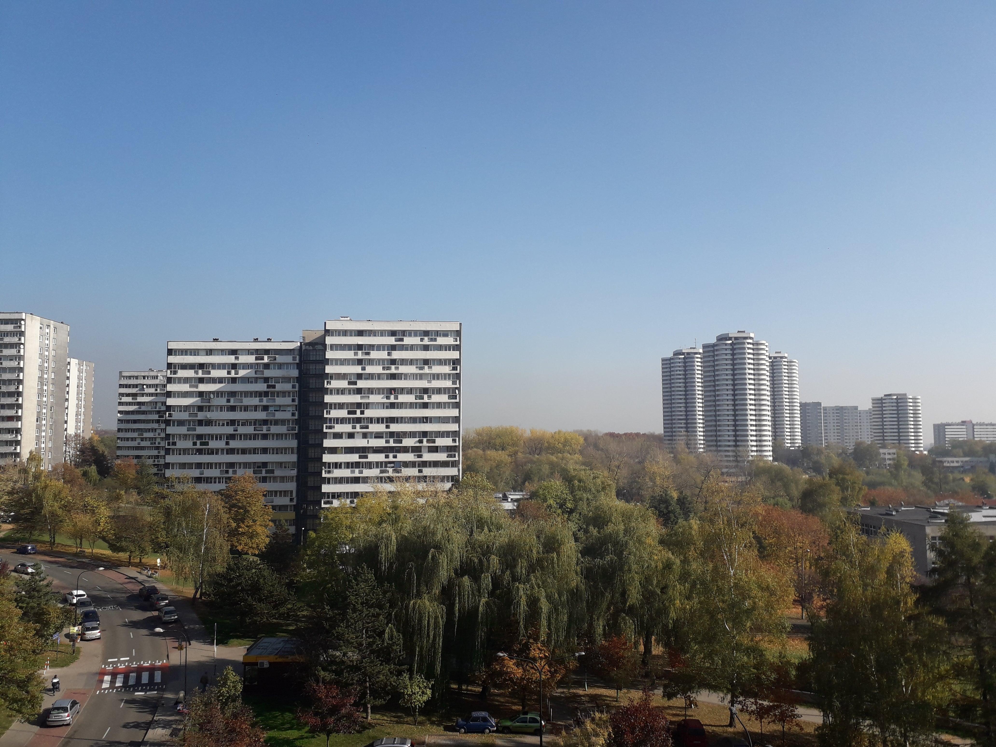 Słoneczna pogoda - Samsung Galaxy J6