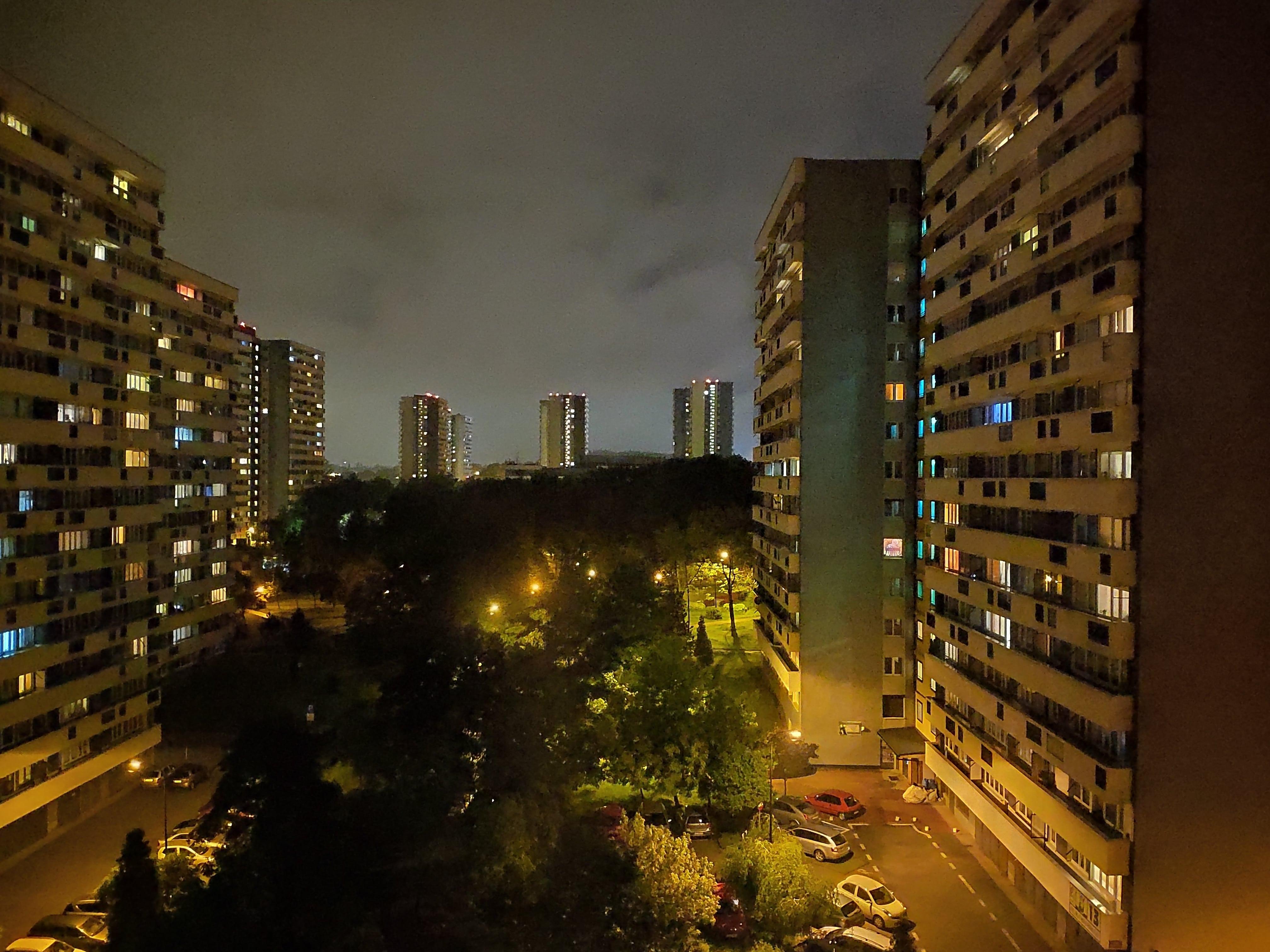 Zdjęcia nocne - Xiaomi Mi Mix 3