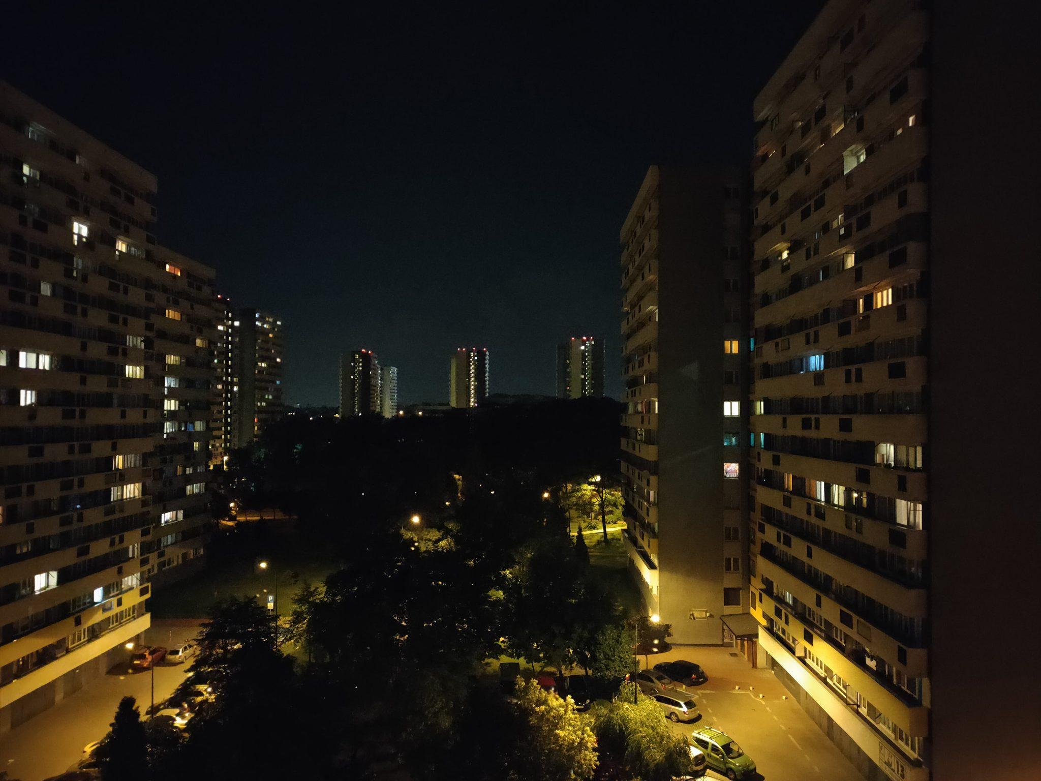 Zdjęcia nocne - Oppo Reno