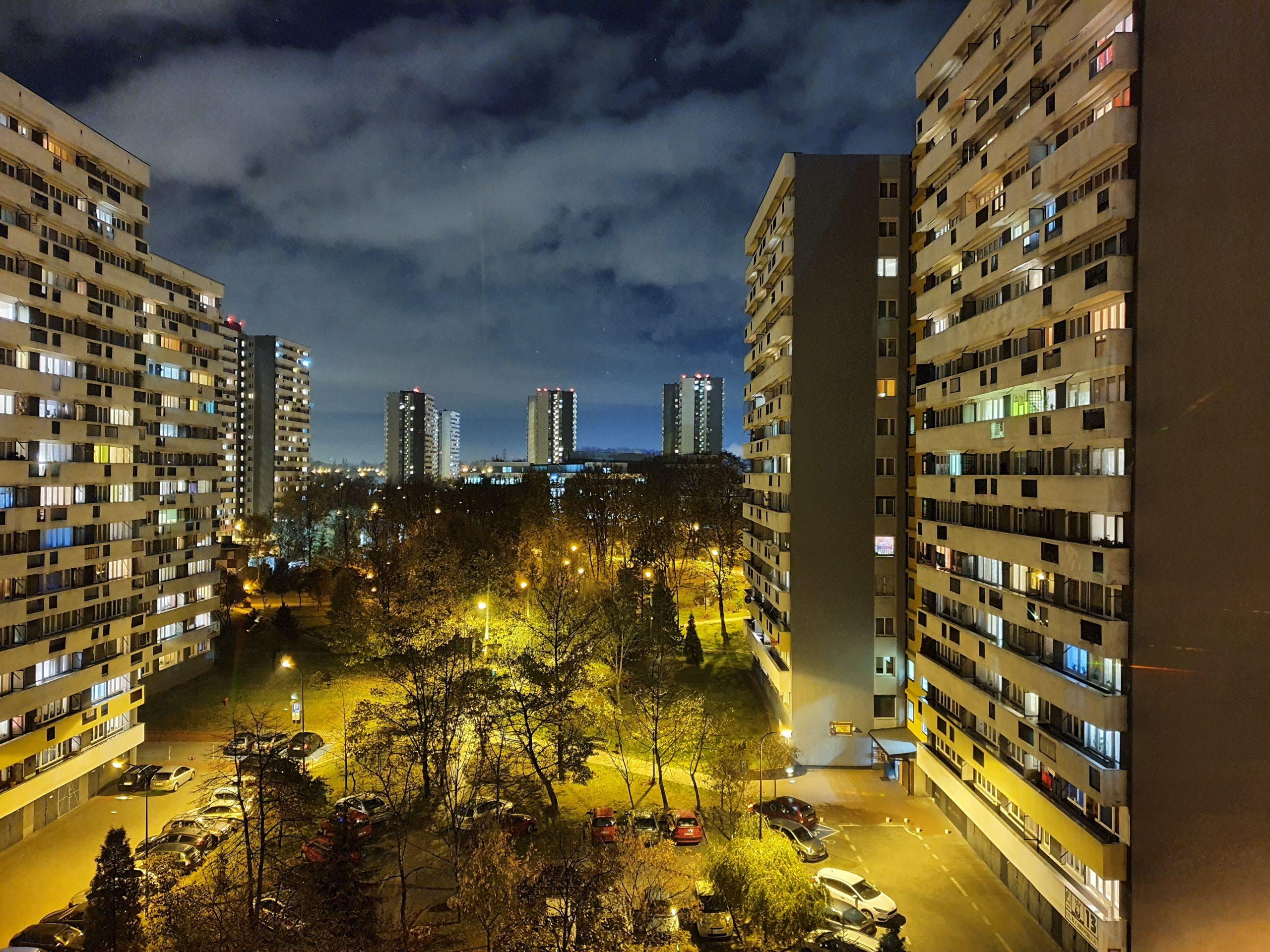 Zdjęcia nocne - Samsung Galaxy Note10