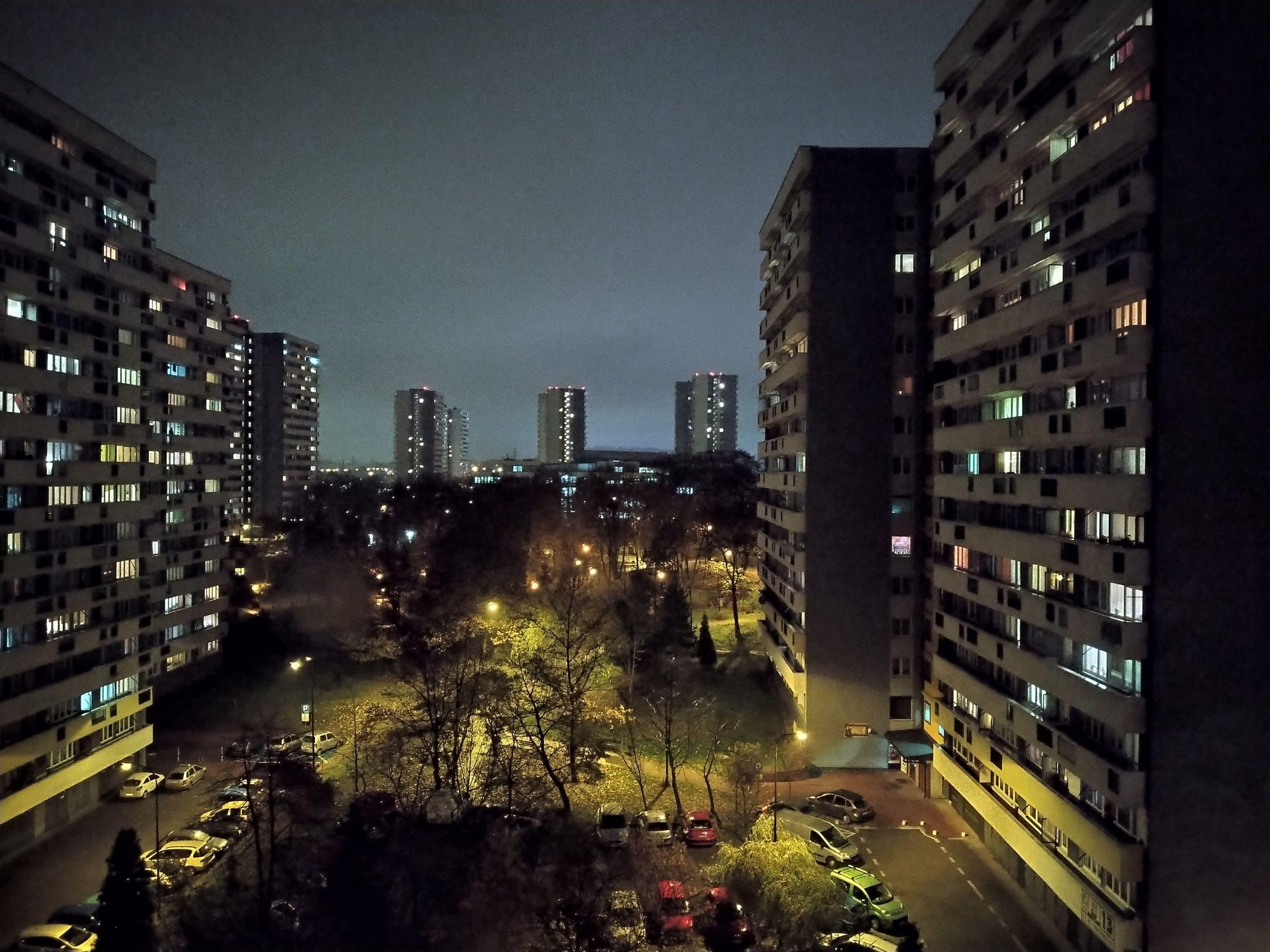 Zdjęcia nocne - Nokia 6.2