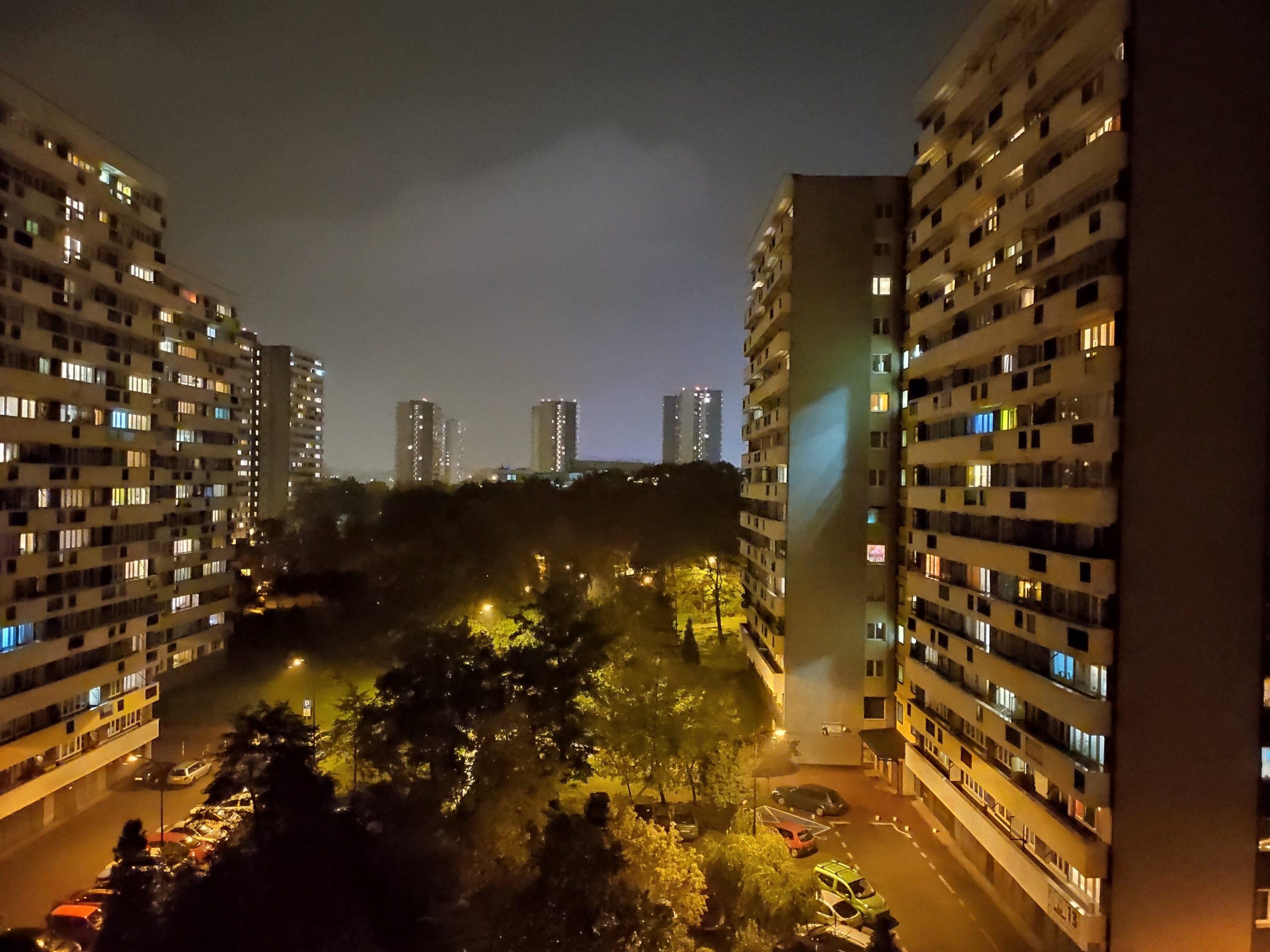 Zdjęcia nocne - Xiaomi Mi 9T