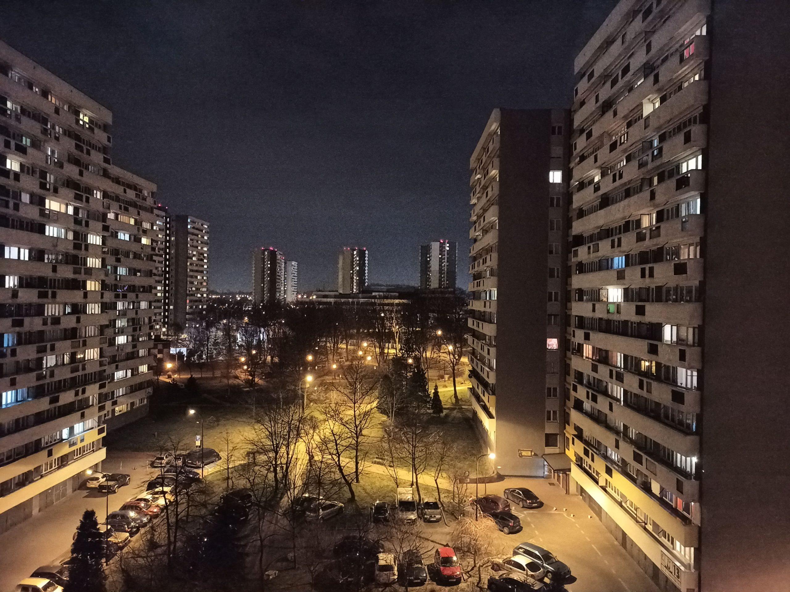 Zdjęcia nocne - Realme 6