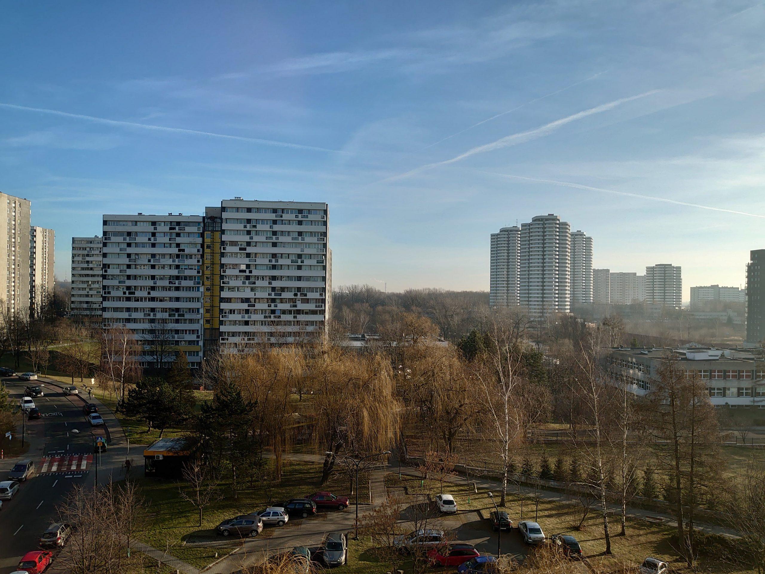 Słoneczna pogoda - Sony Xperia 5