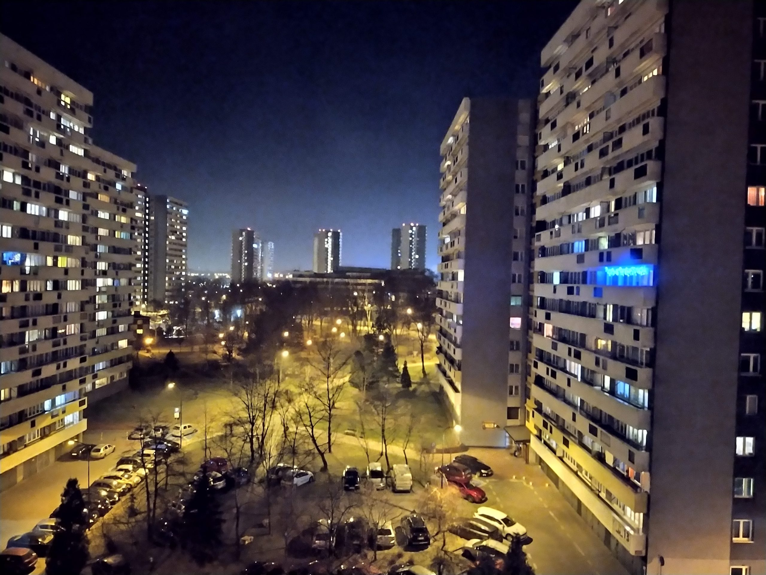 Zdjęcia nocne - Nokia 7.2