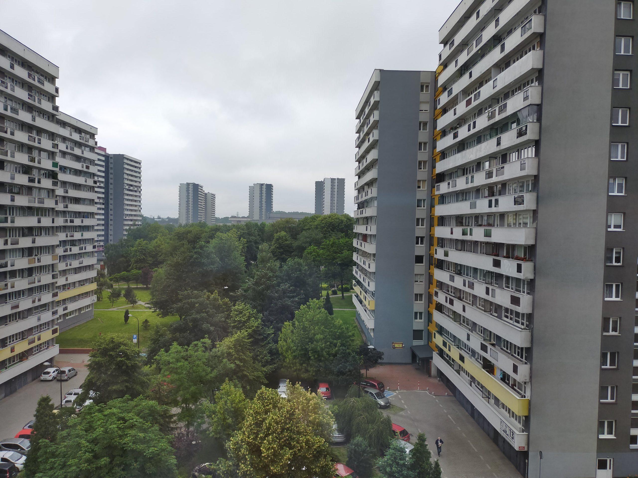 Pochmurna pogoda - Oppo A72