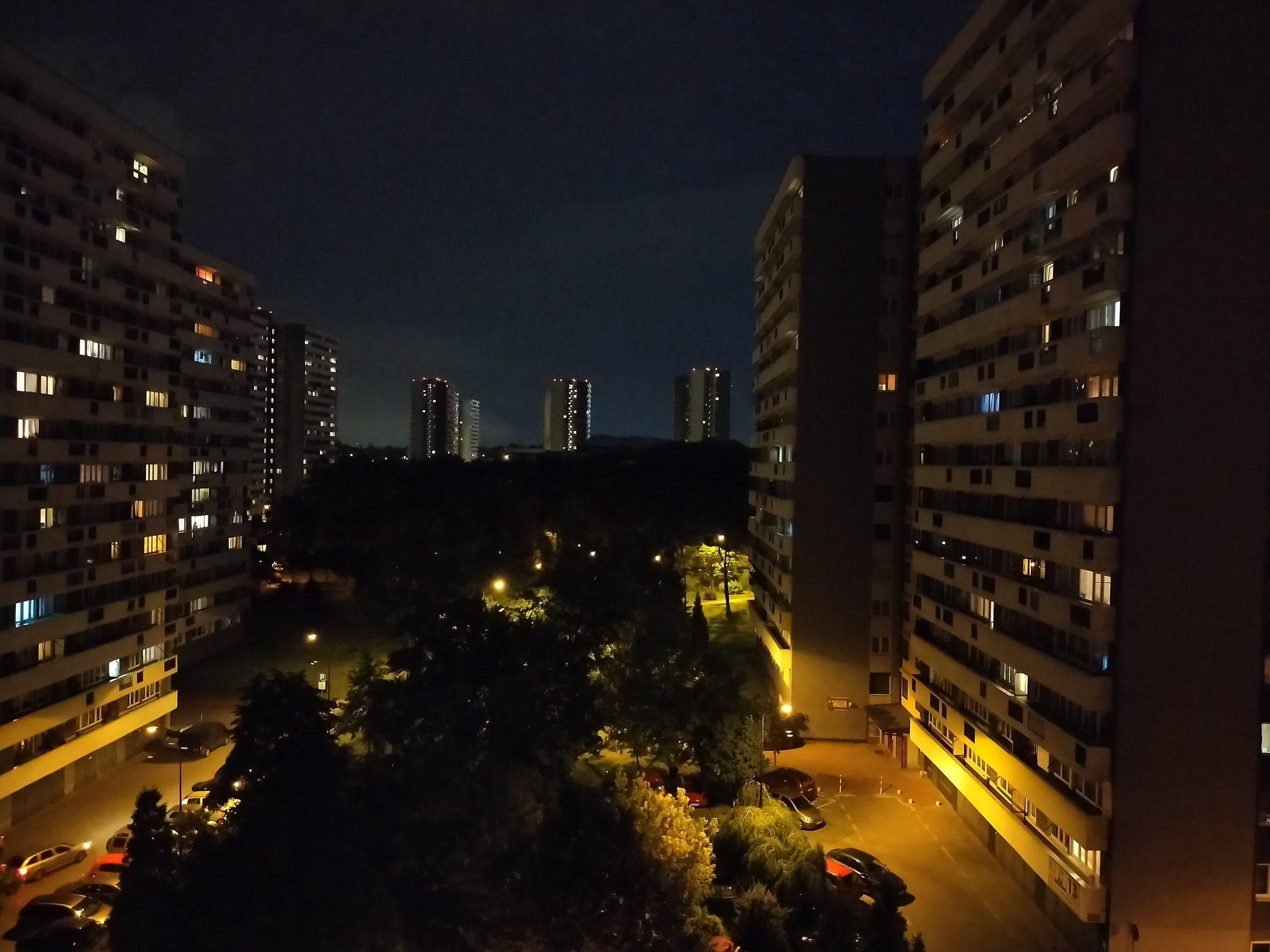 Zdjęcia nocne - Oppo A72