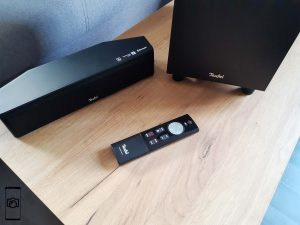 Teufel Cinebar One+